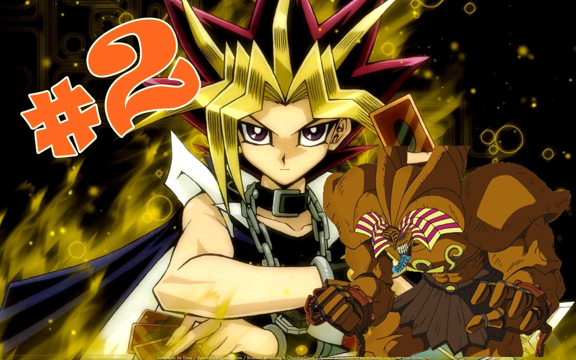 Yu-Gi-Oh! Joey the Passion [Exodia'yı Çağırıyorummm] [Bölüm 2]