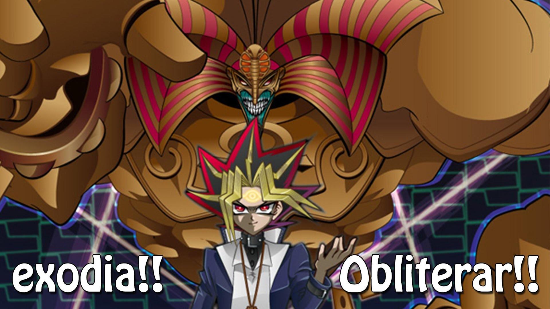 Invocando Exodia, noobando no Yu-Gi-OH feat. Crydark Gemini (Vício Gameplay)