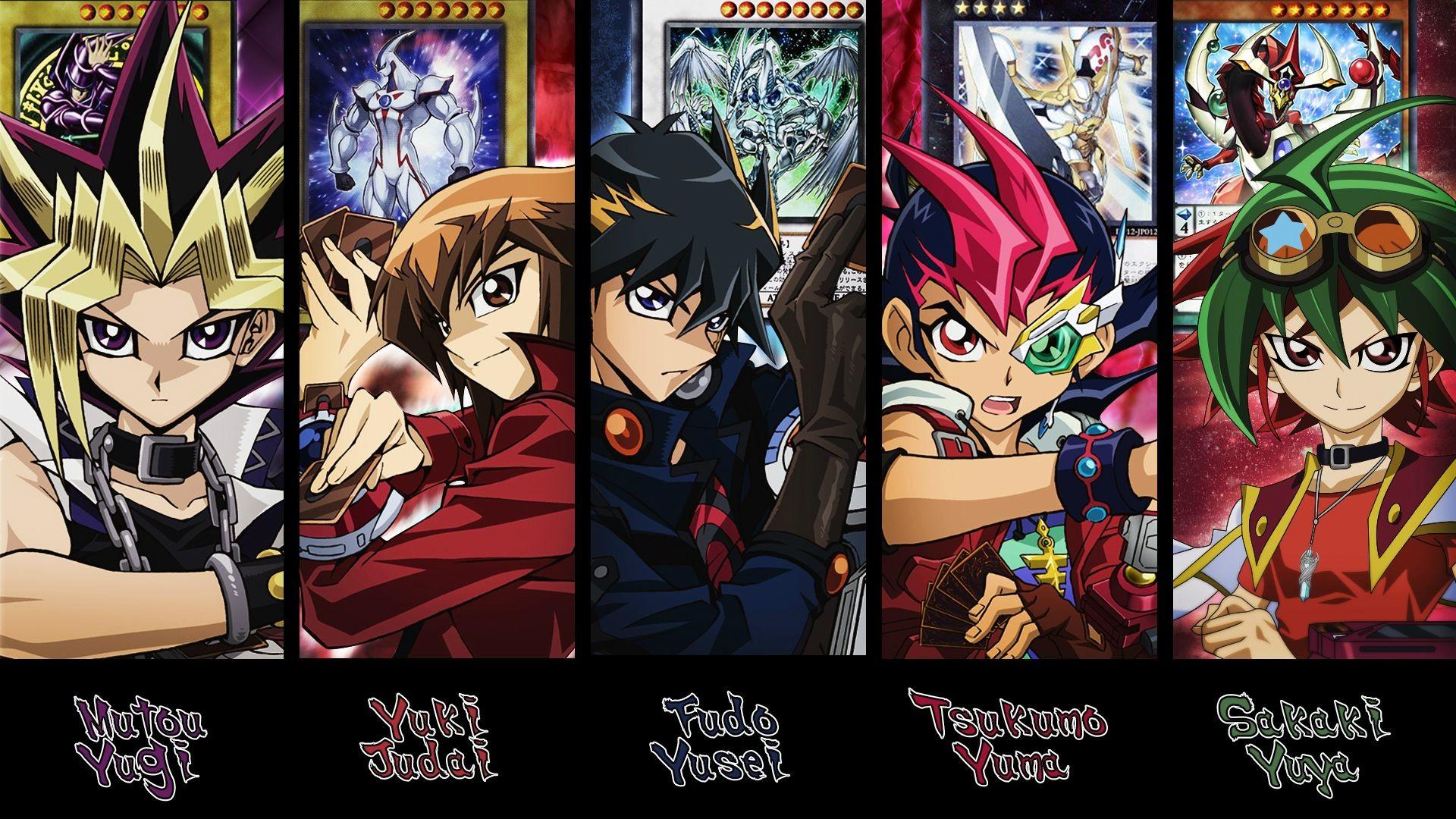 Yu-Gi-Oh Wallpaper