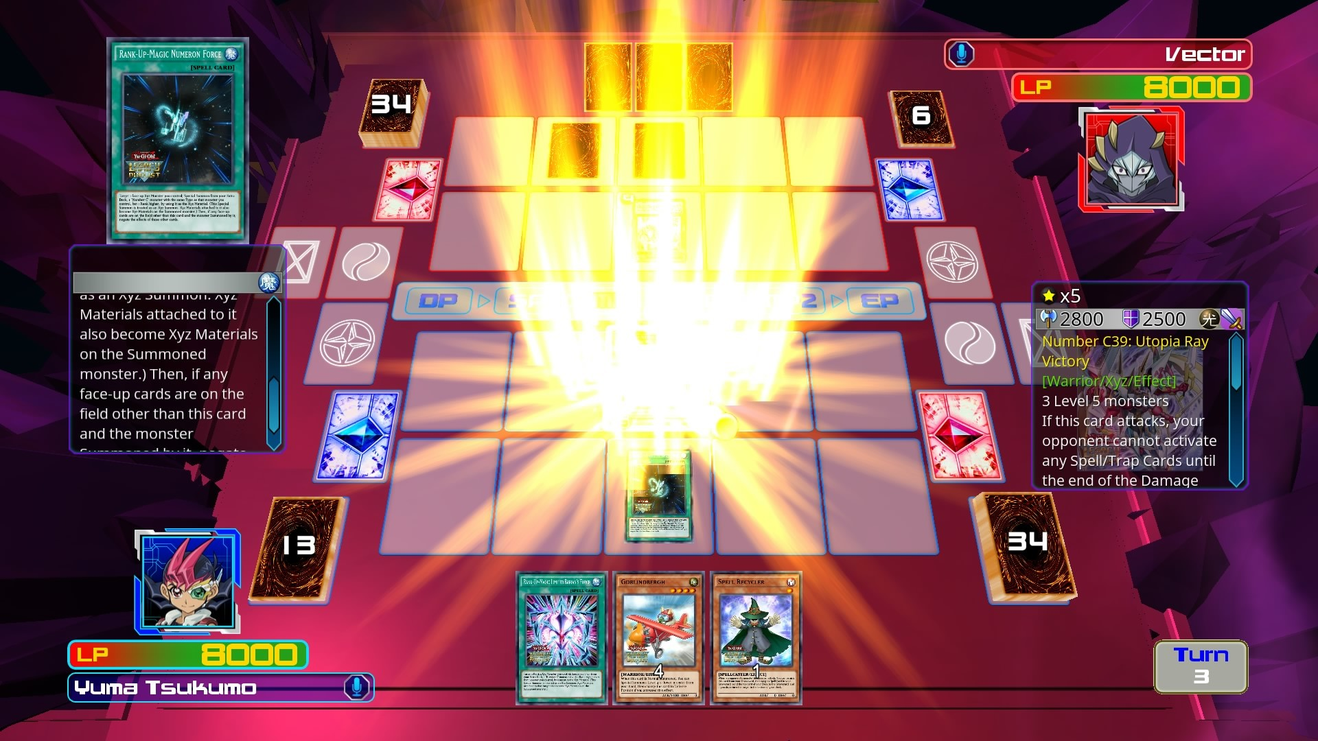 Konami dishes out Yu-Gi-Oh! Legacy of the Duelist details and gameplay