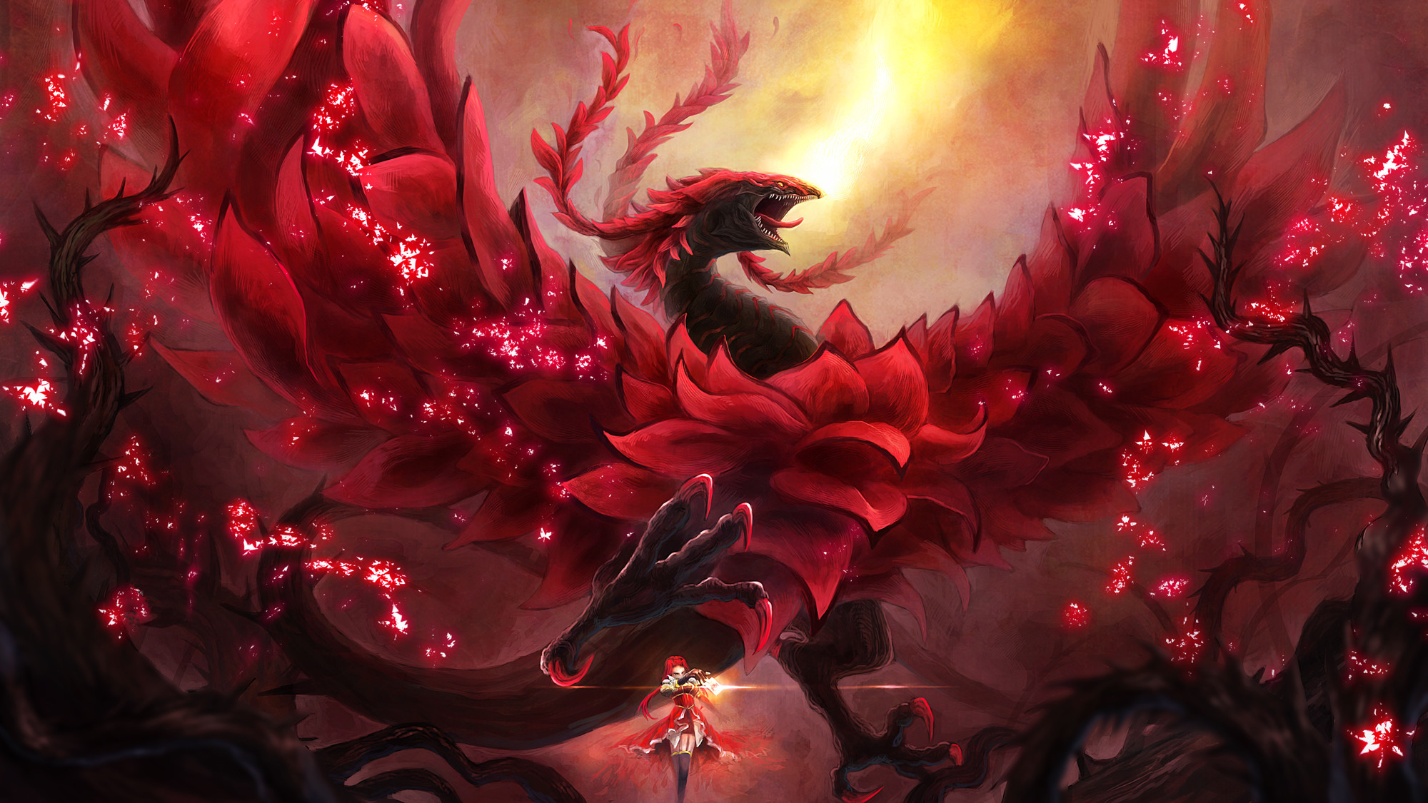 Red Dragon Archfiend Yu-Gi-Oh 5D's | Yu-Gi-Oh! Duel Monsters | Pinterest |  Red dragon, Dragons and Anime