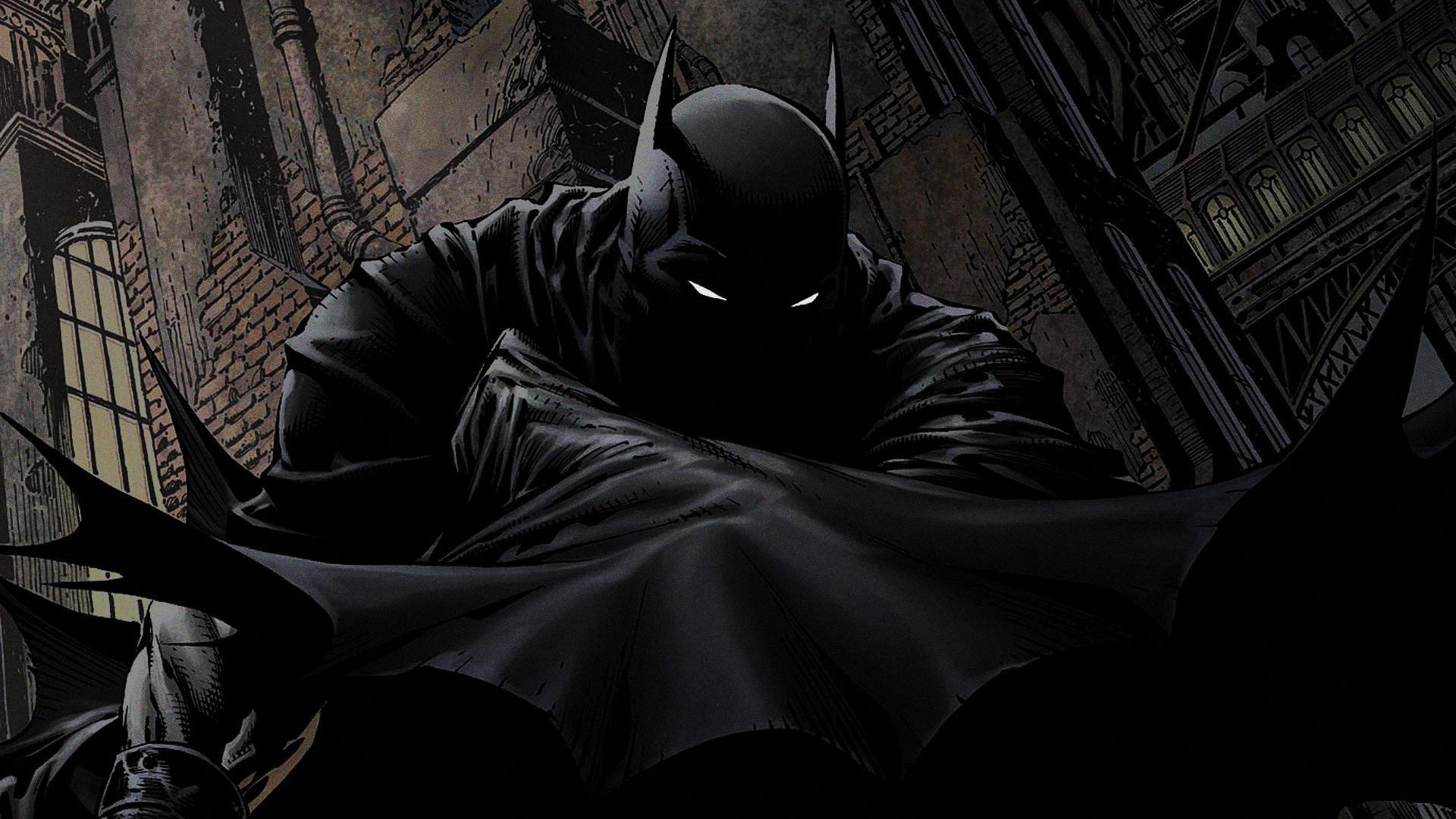 Batman and Joker Wallpaper for Desktop (21)