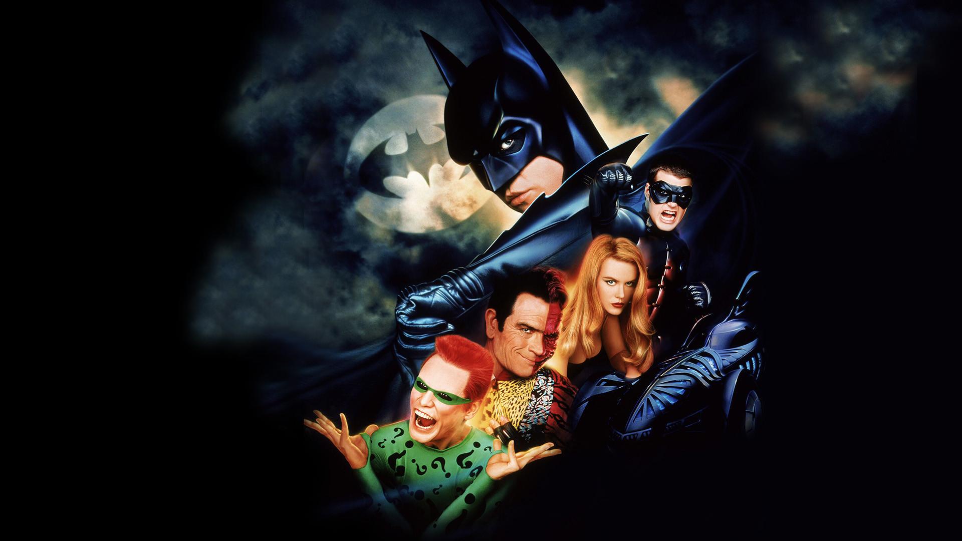 7 weird and wonderful Science Fiction and Fantasy Fan Theories – Batman  Forever/Batman & Robin exist in the Burton Batverse