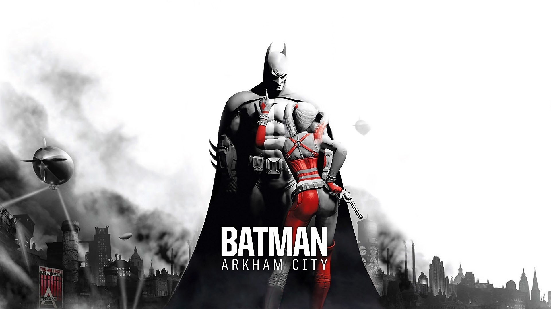 Cool Wallpapers Batman Arkham City HD Wallpaper