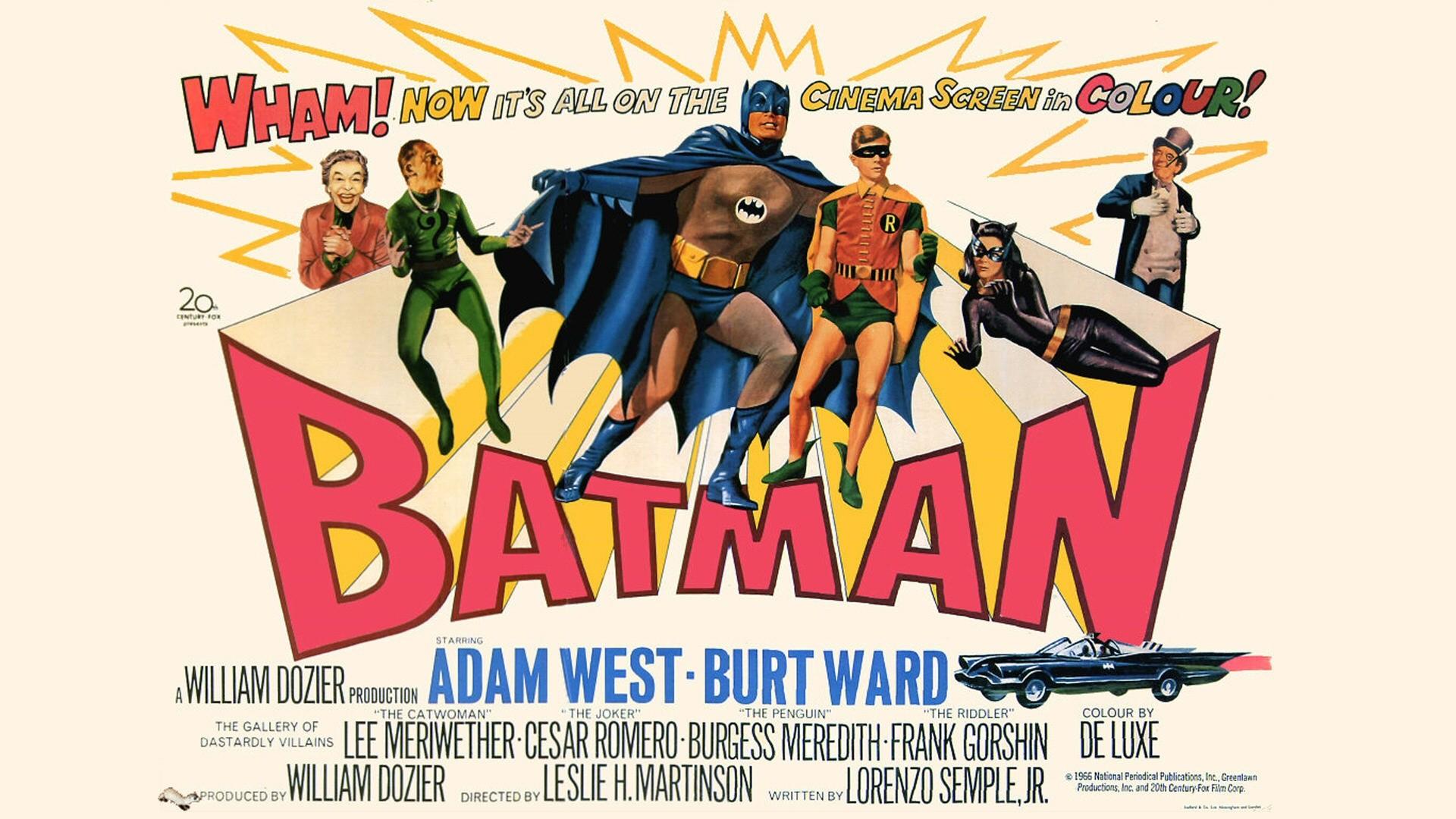 Batman (1966) Wallpaper, Movie Wallpapers, Photos