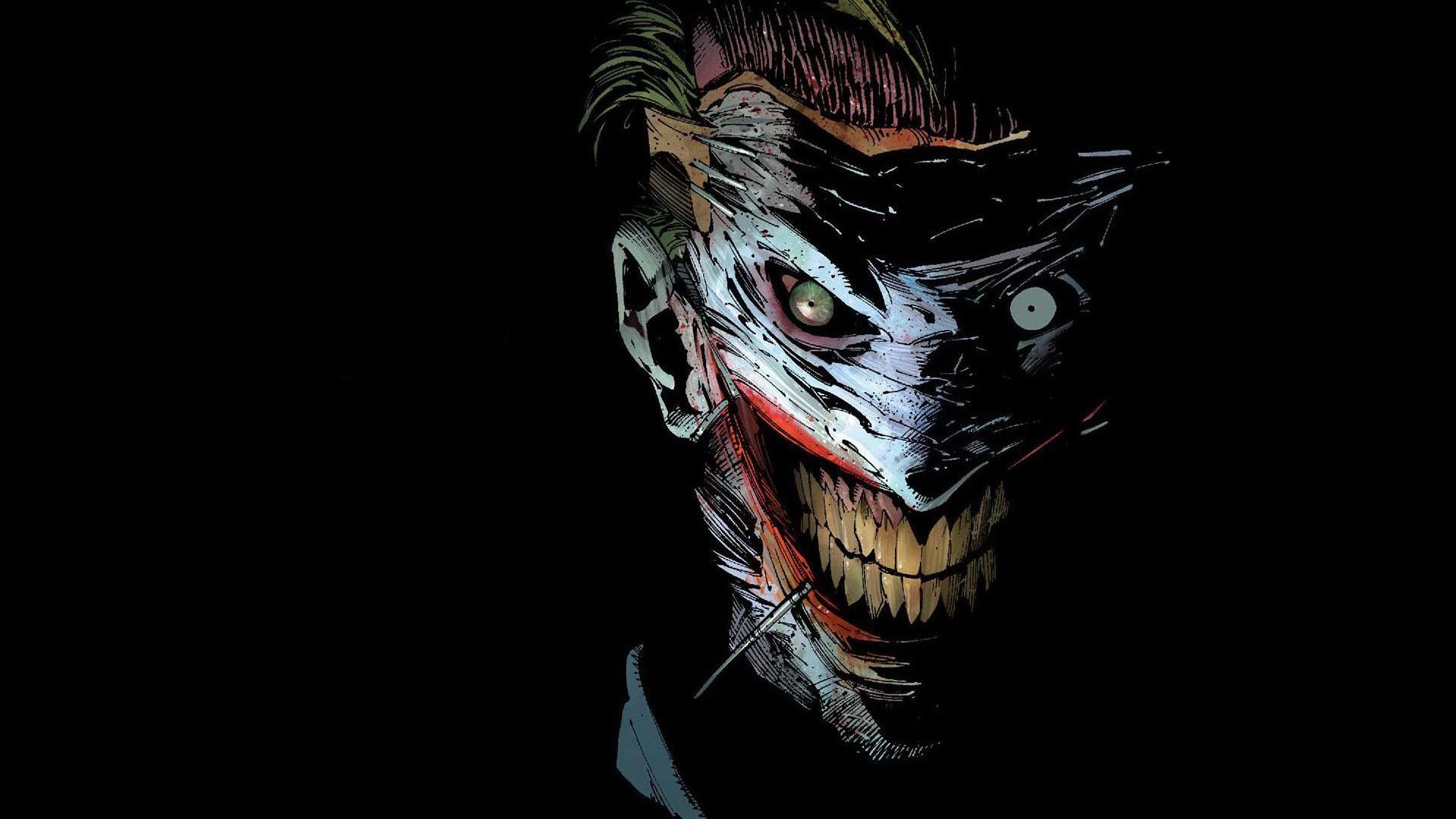 Batman DC Comics The Joker Wallpaper