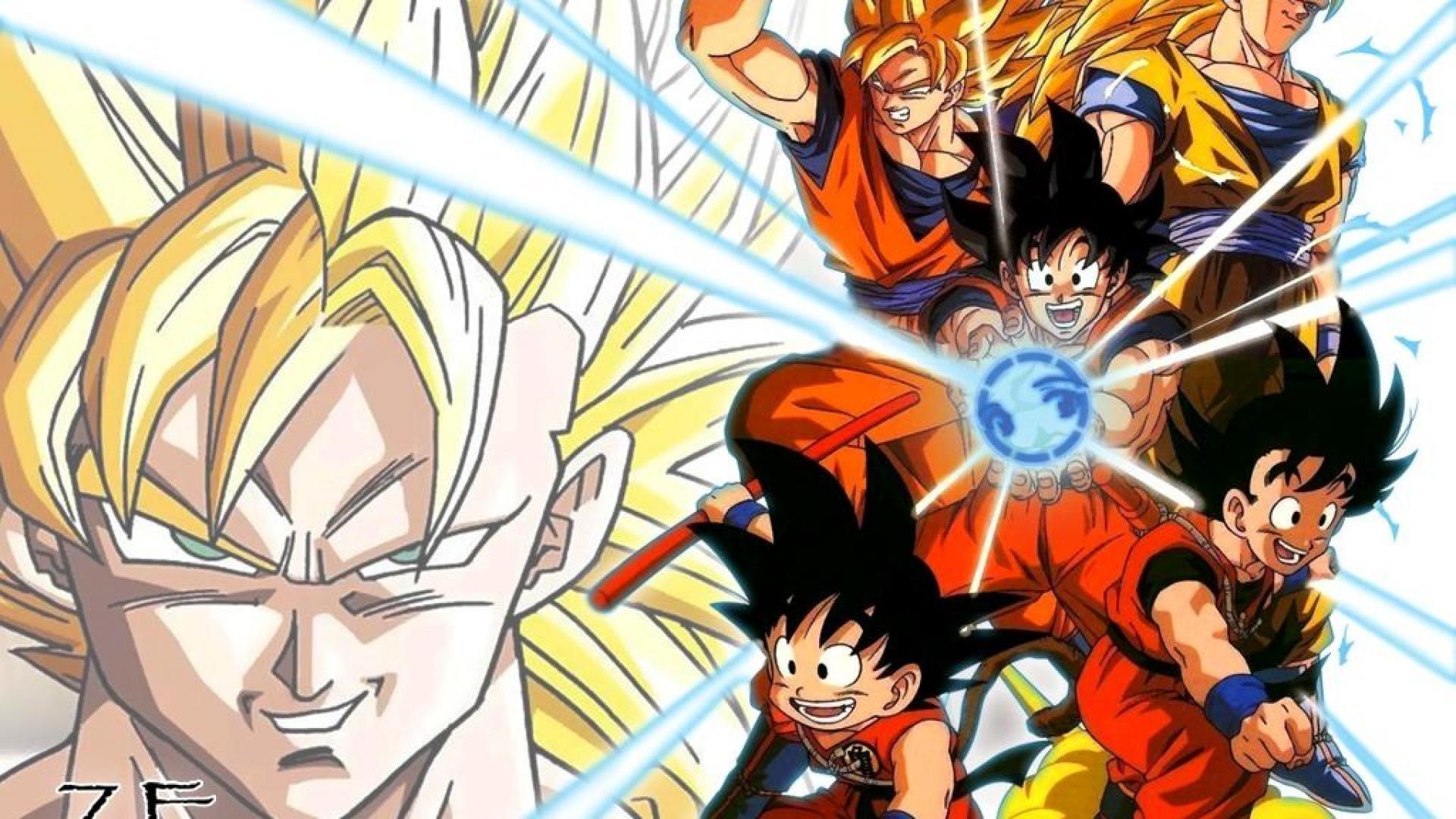 Goku Normal Wallpaper