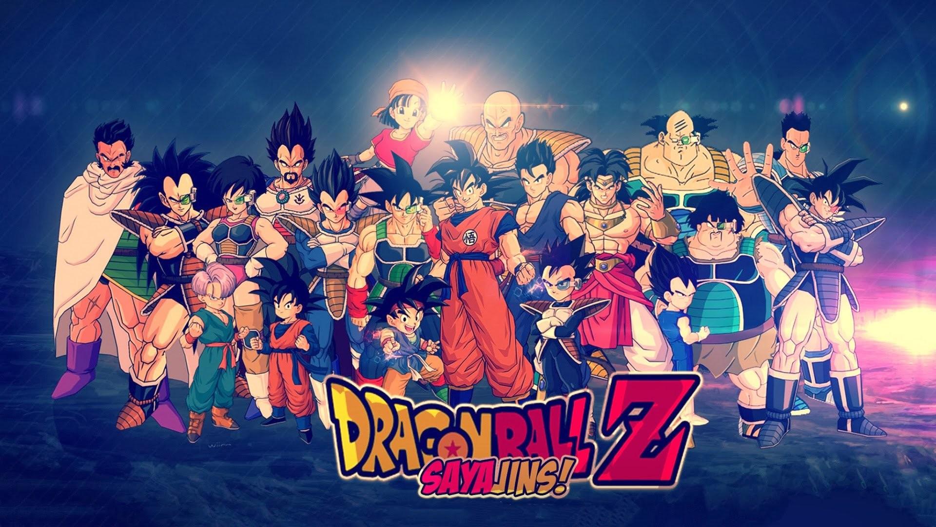 Dragon Ball Z HD Wallpapers Wallpaper