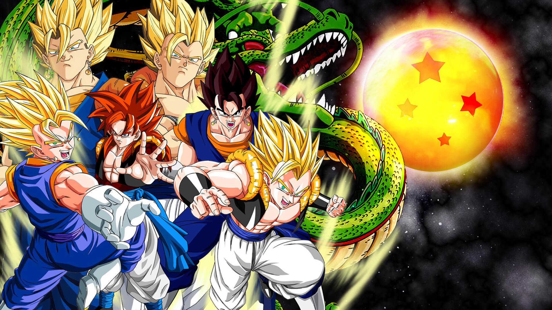 Dragon Ball Z New Hd Wallpaper