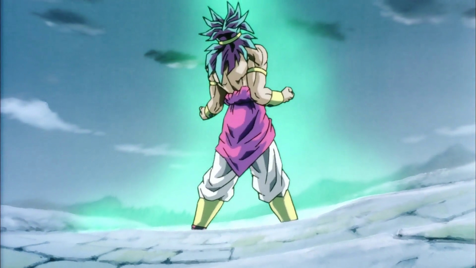 God Goku – Mi Taringa! Dragon Ball Z Broly Super Saiyan 5