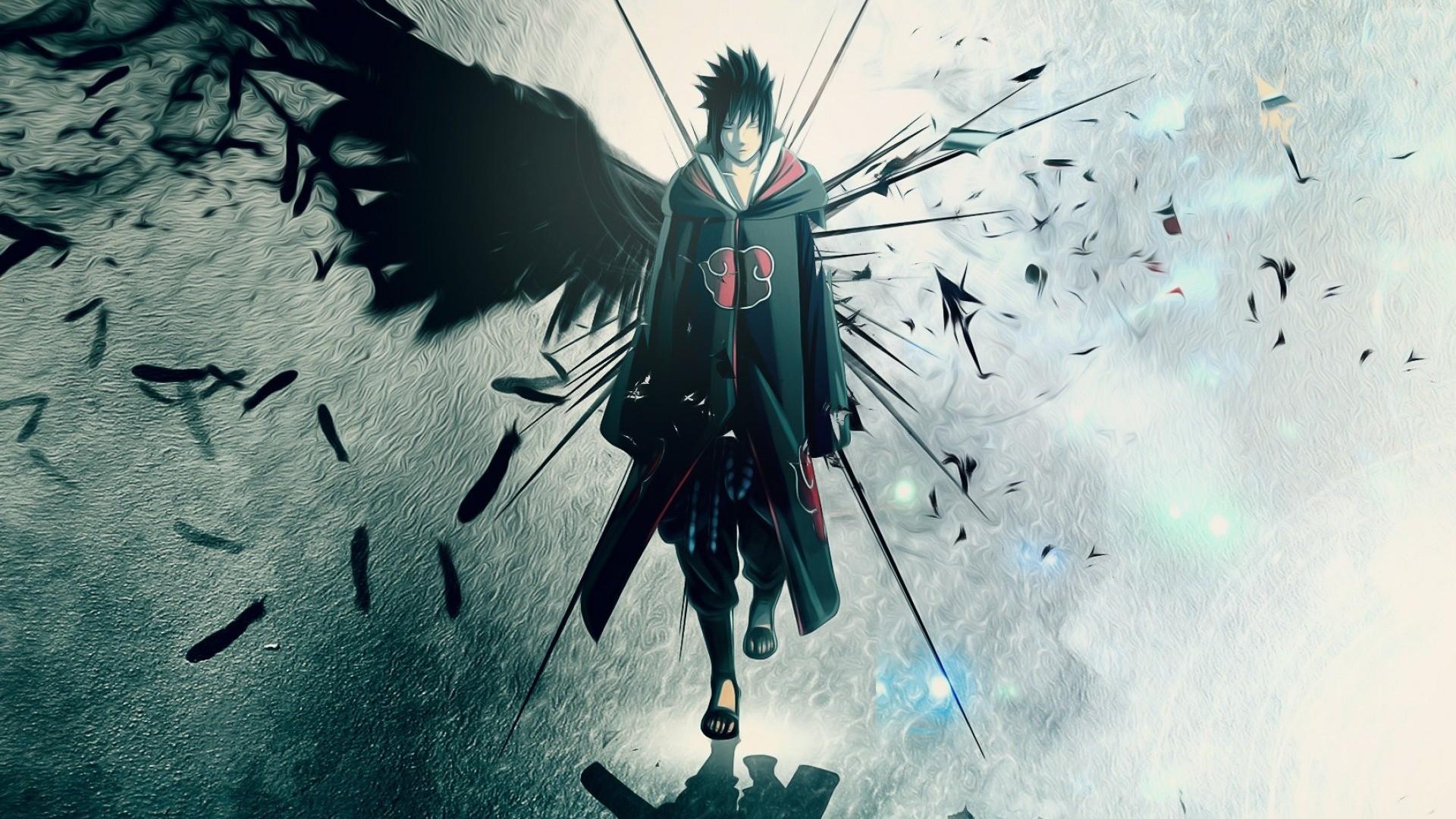 Sasuke Uchiha Shippuden Akatsuki