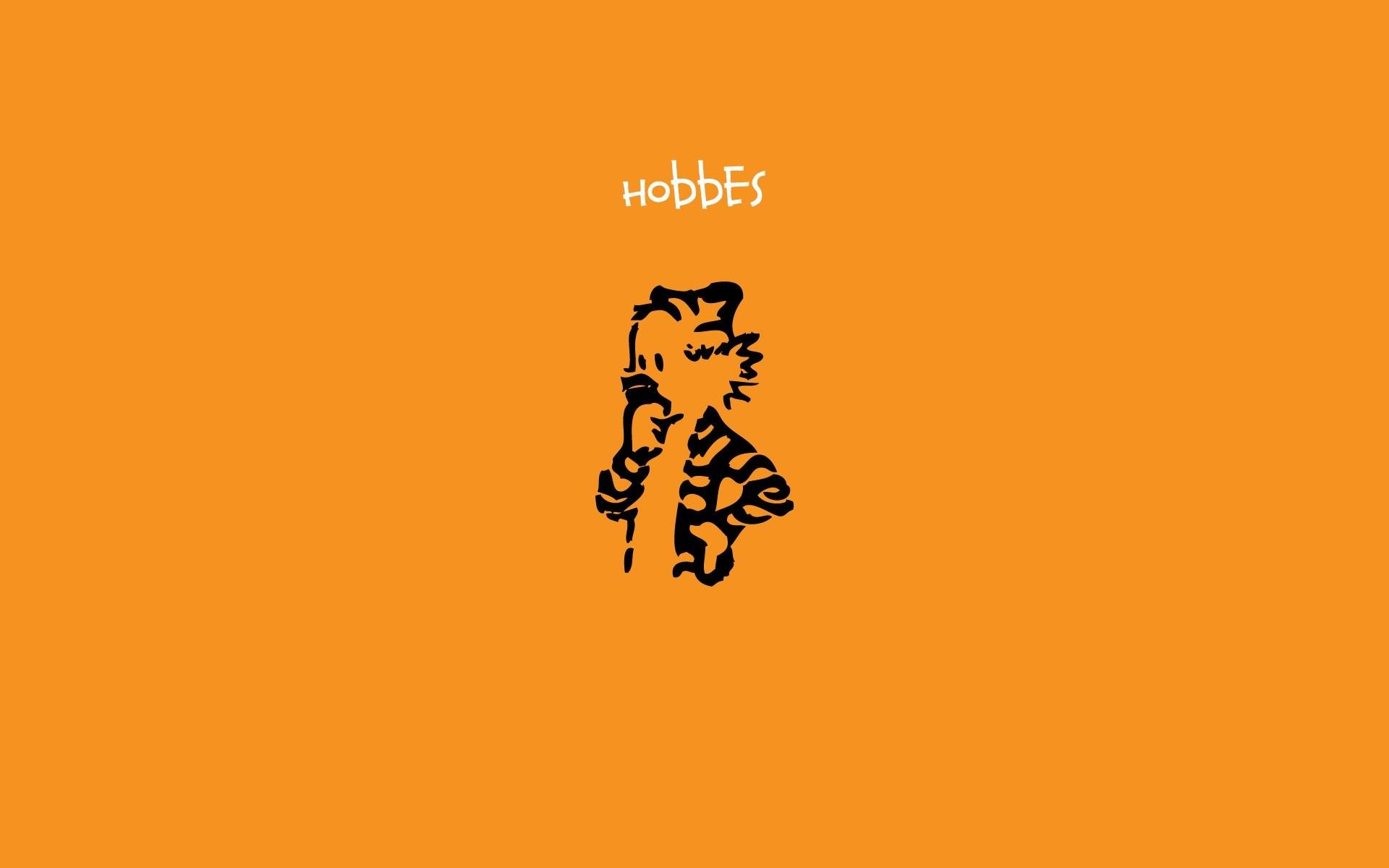 Comics – Calvin & Hobbes Hobbes (Calvin & Hobbes) Wallpaper
