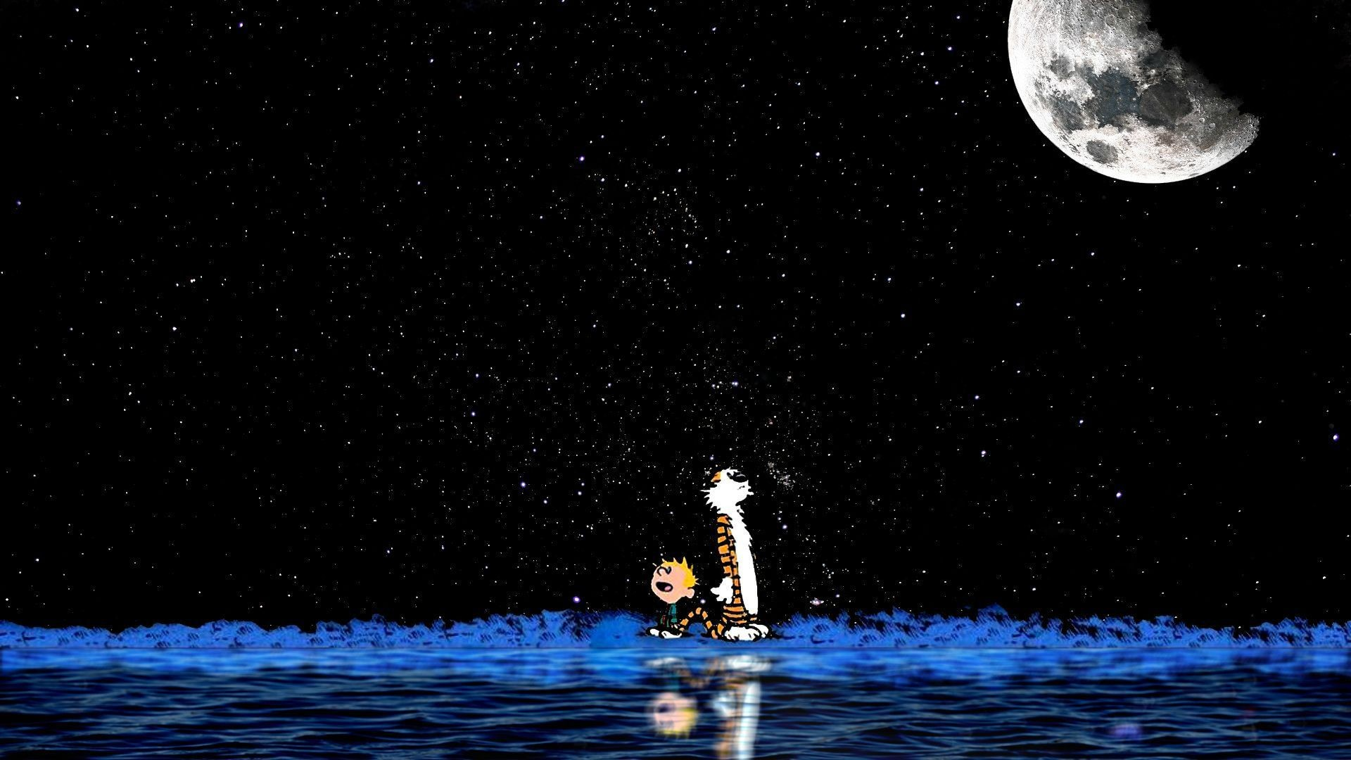 Quick edit on an old Calvin and Hobbes favorite [.