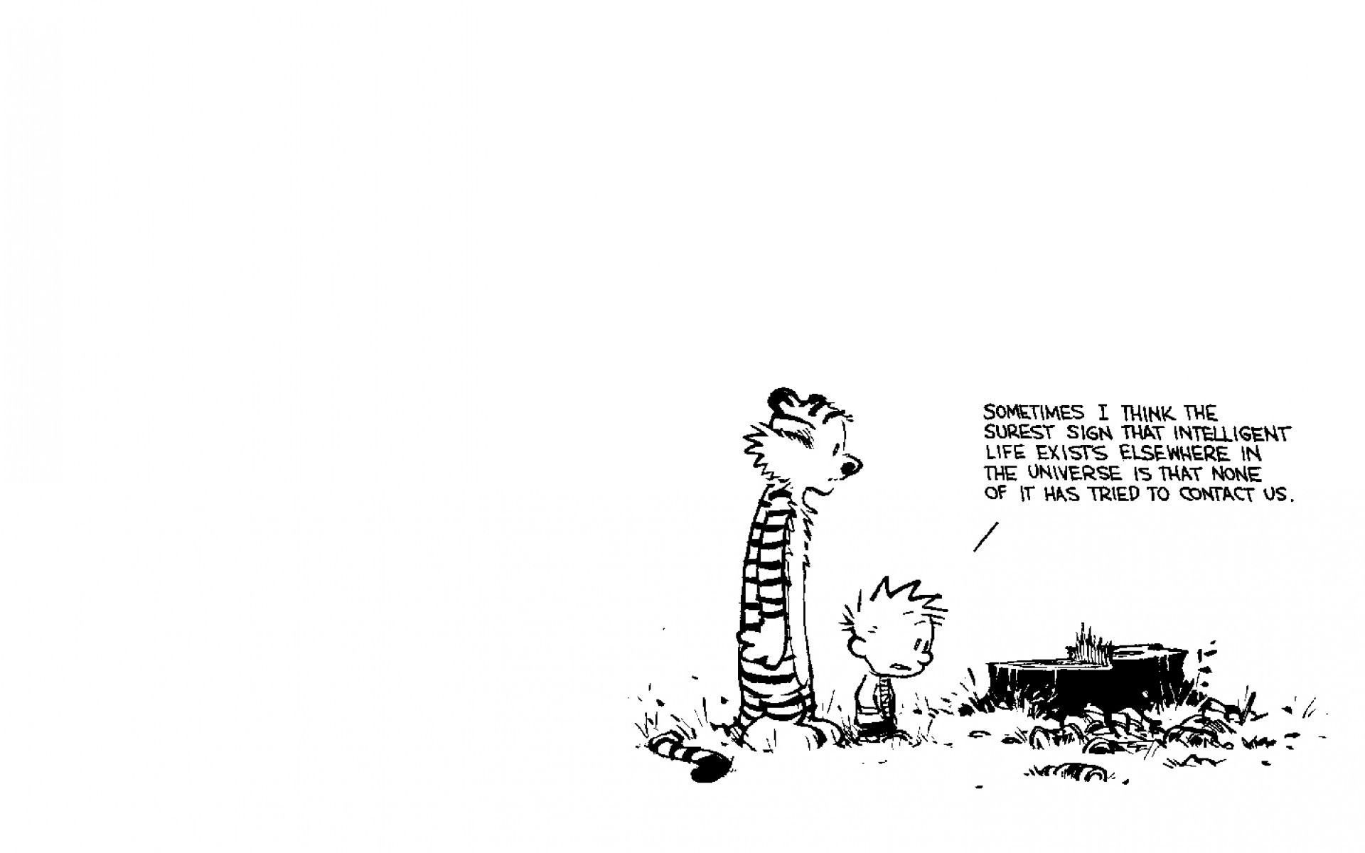 74 Calvin And Hobbes Iphone