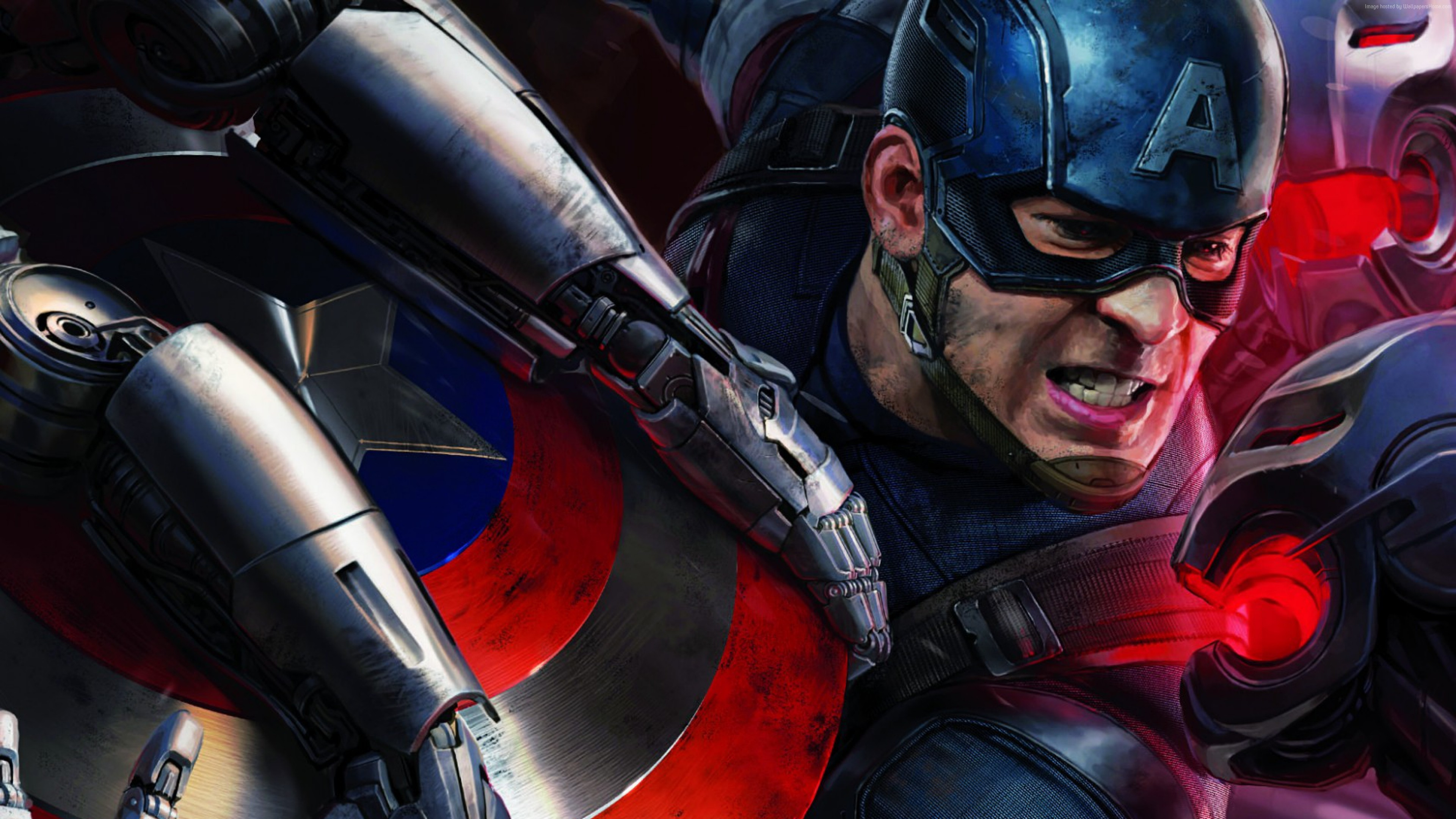 Superhero 4K Movie Wallpaper – Free Wallpaper 4 U