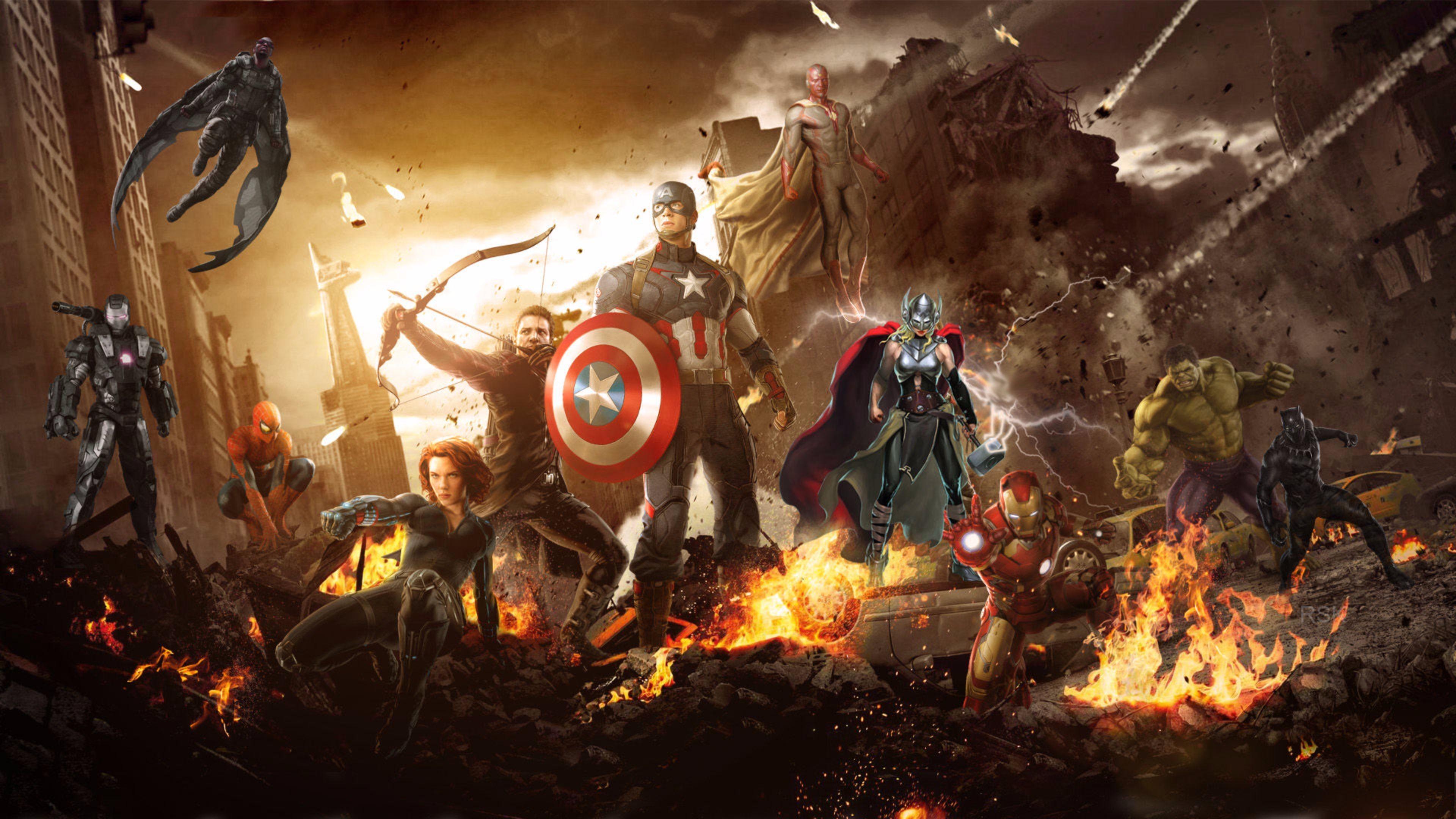 Date Captain America Civil War 4K Wallpaper   Free 4K Wallpaper .