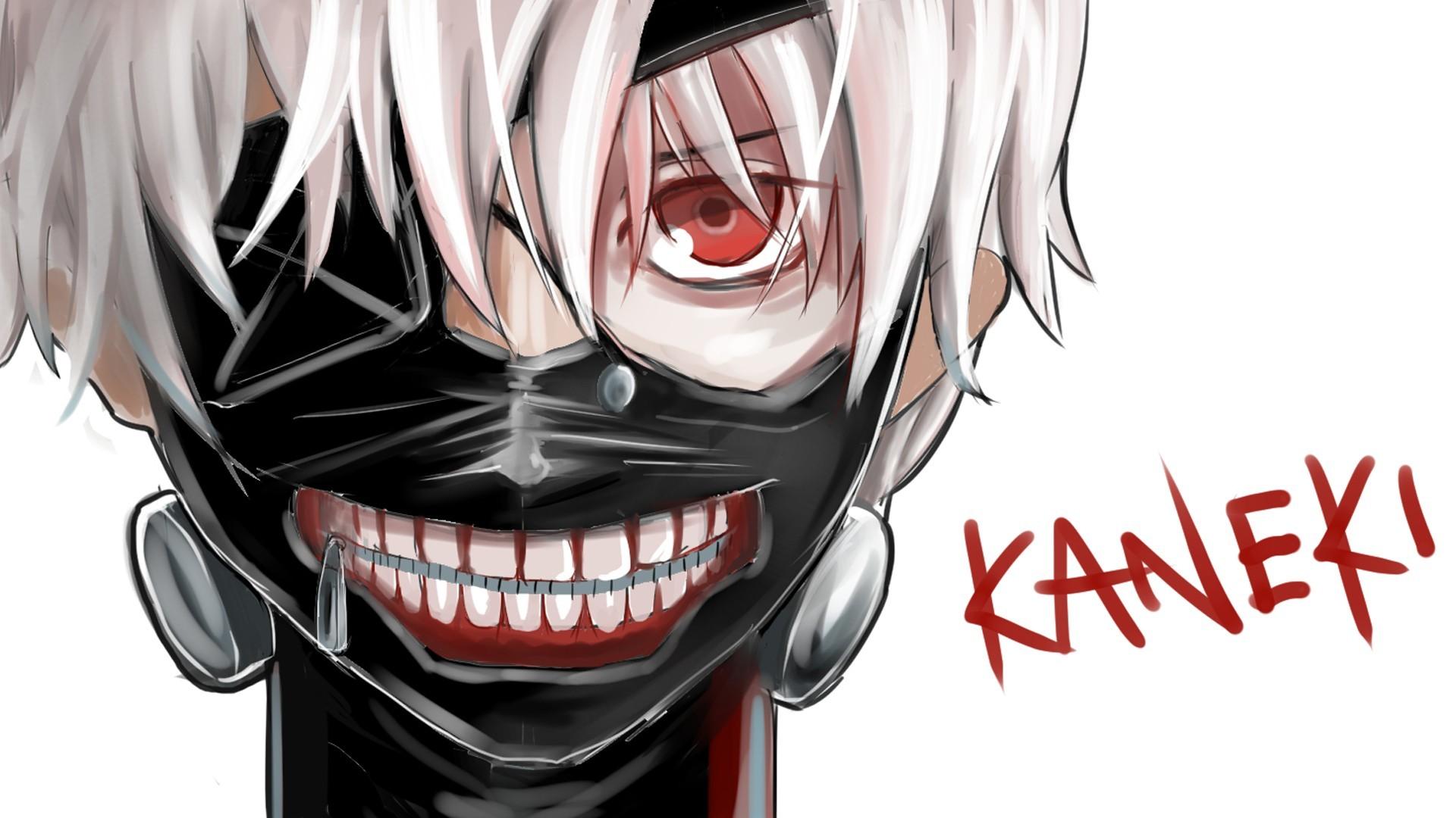 Anime Tokyo Ghoul Kaneki Ken