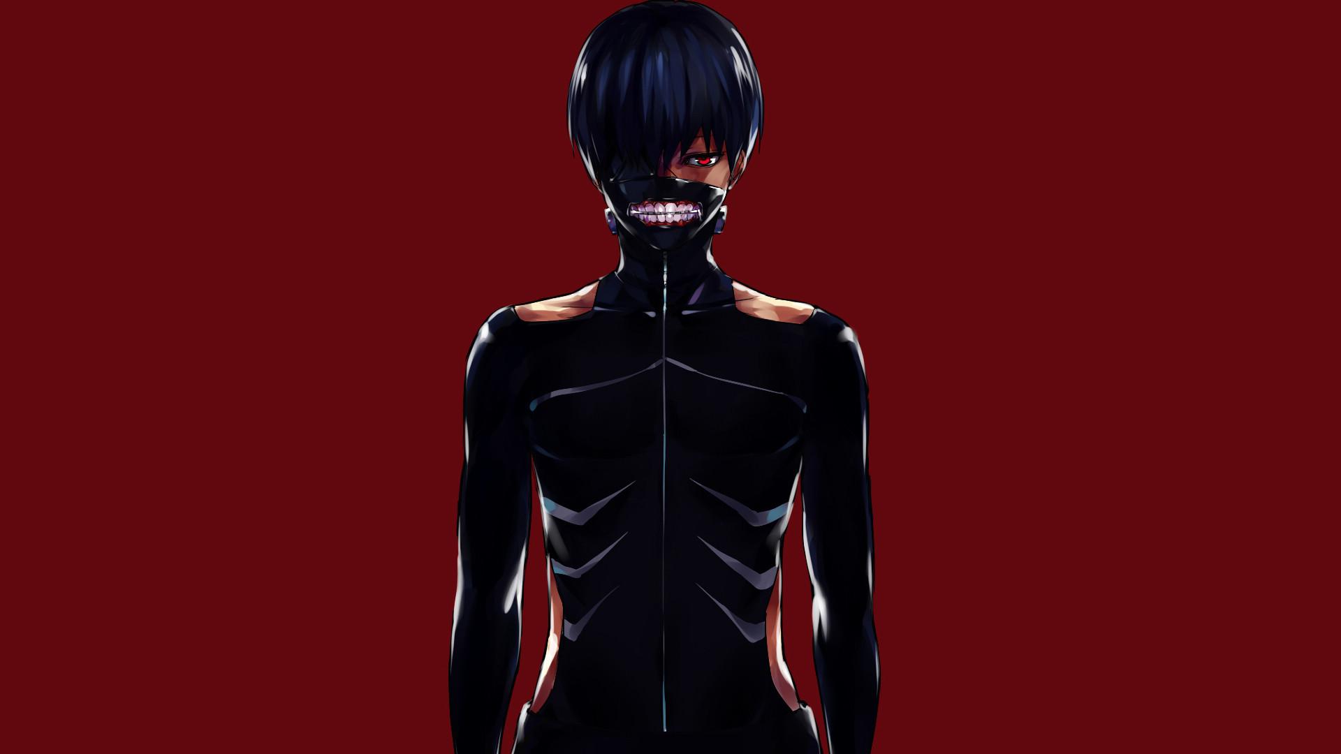 Tokyo Ghoul Ken Kaneki Mask 14 Desktop Wallpaper. Tokyo Ghoul Ken Kaneki  Mask 14 Desktop Wallpaper