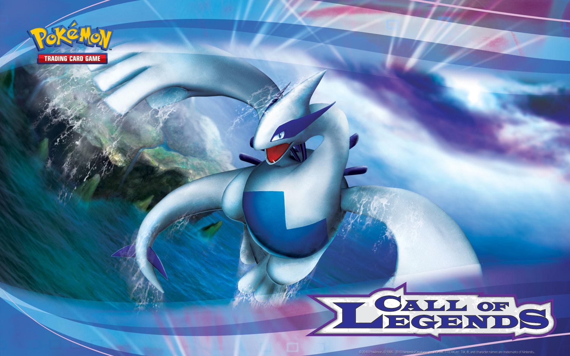 Call of Legends Lugia Wallpaper