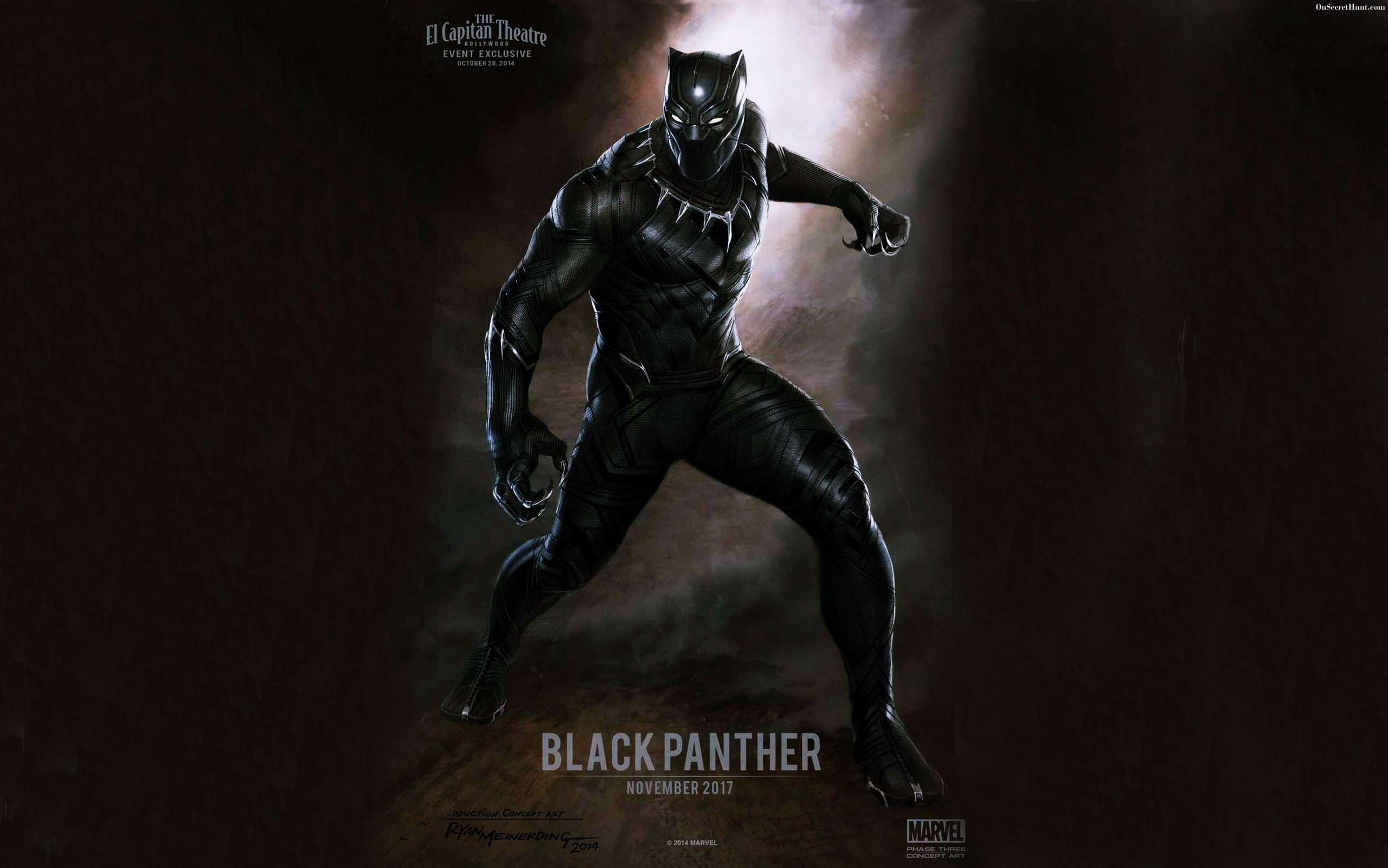 Marvel Black Panther High Quality Wallpaper » Great Wallpaper HD