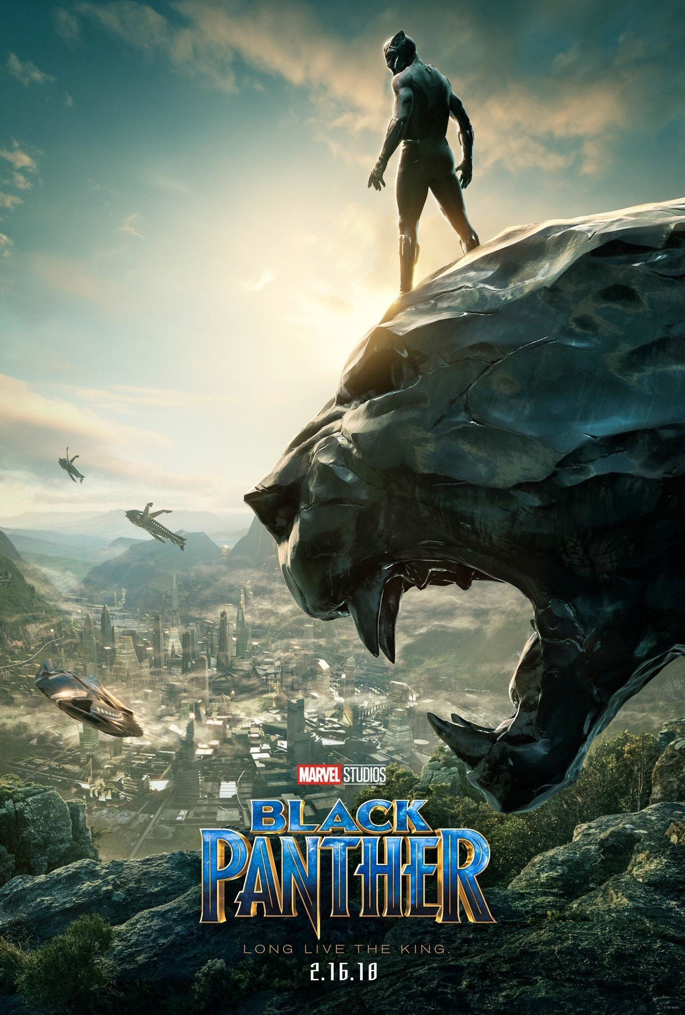 Black Panther (2018) HD Wallpaper From Gallsource.com