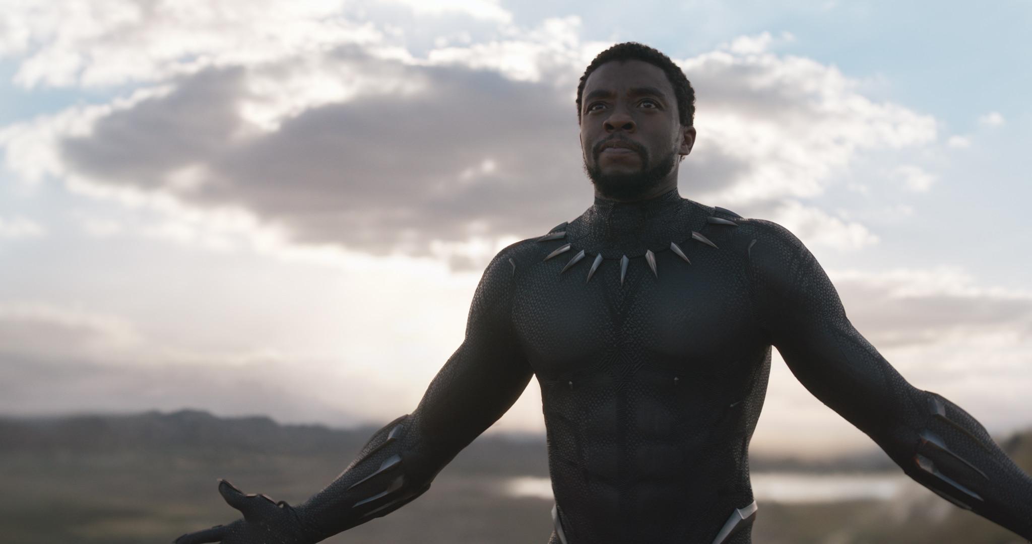 Movie – Black Panther Black Panther (Marvel) Wallpaper
