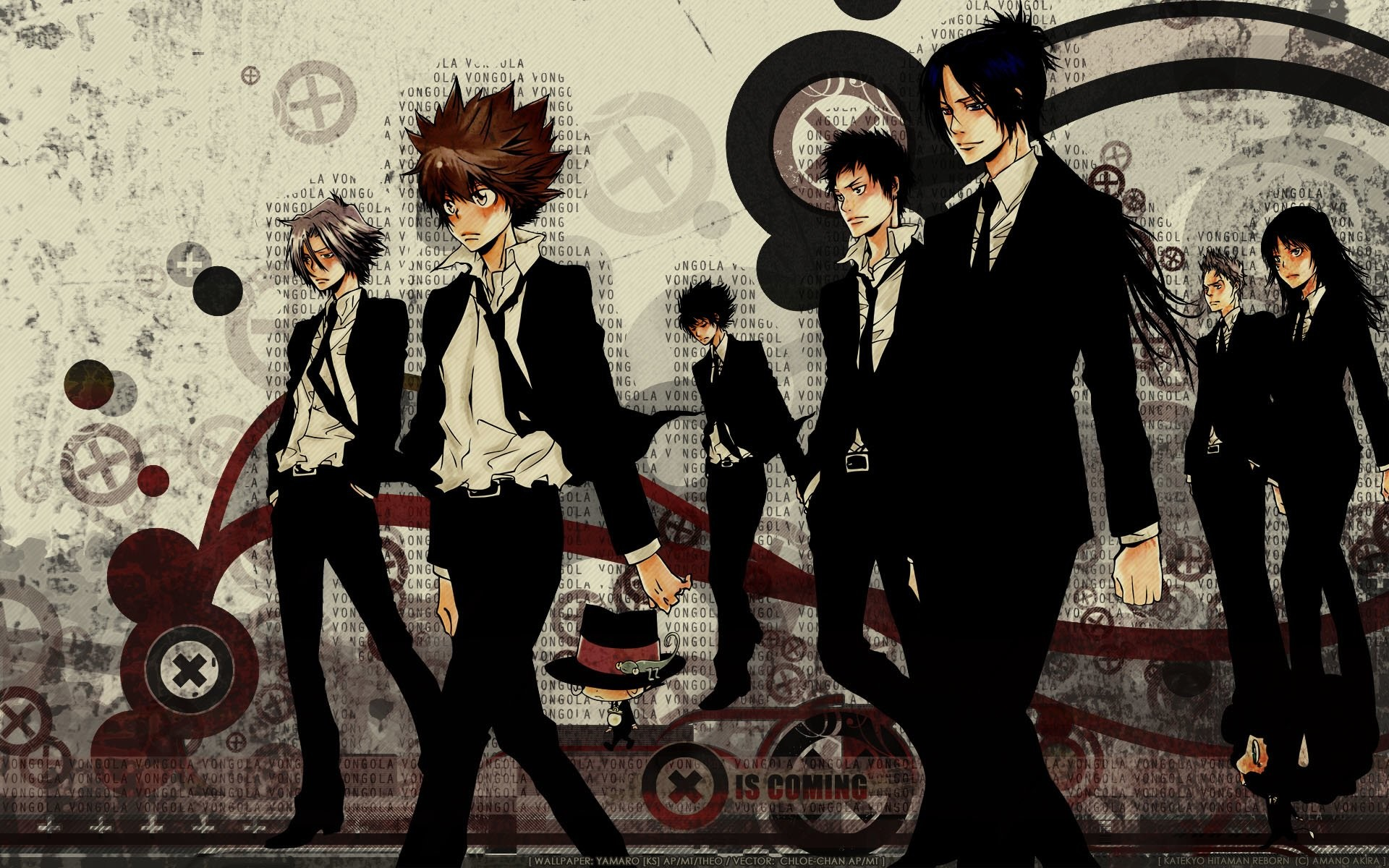HD Wallpaper   Background ID:271437. Anime Katekyō Hitman Reborn!