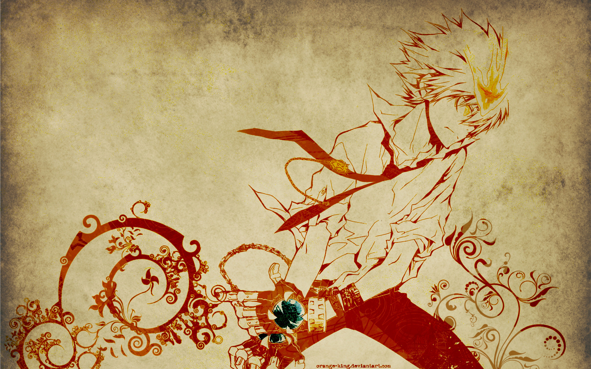 153 Katekyō Hitman Reborn! HD Wallpapers   Backgrounds – Wallpaper Abyss