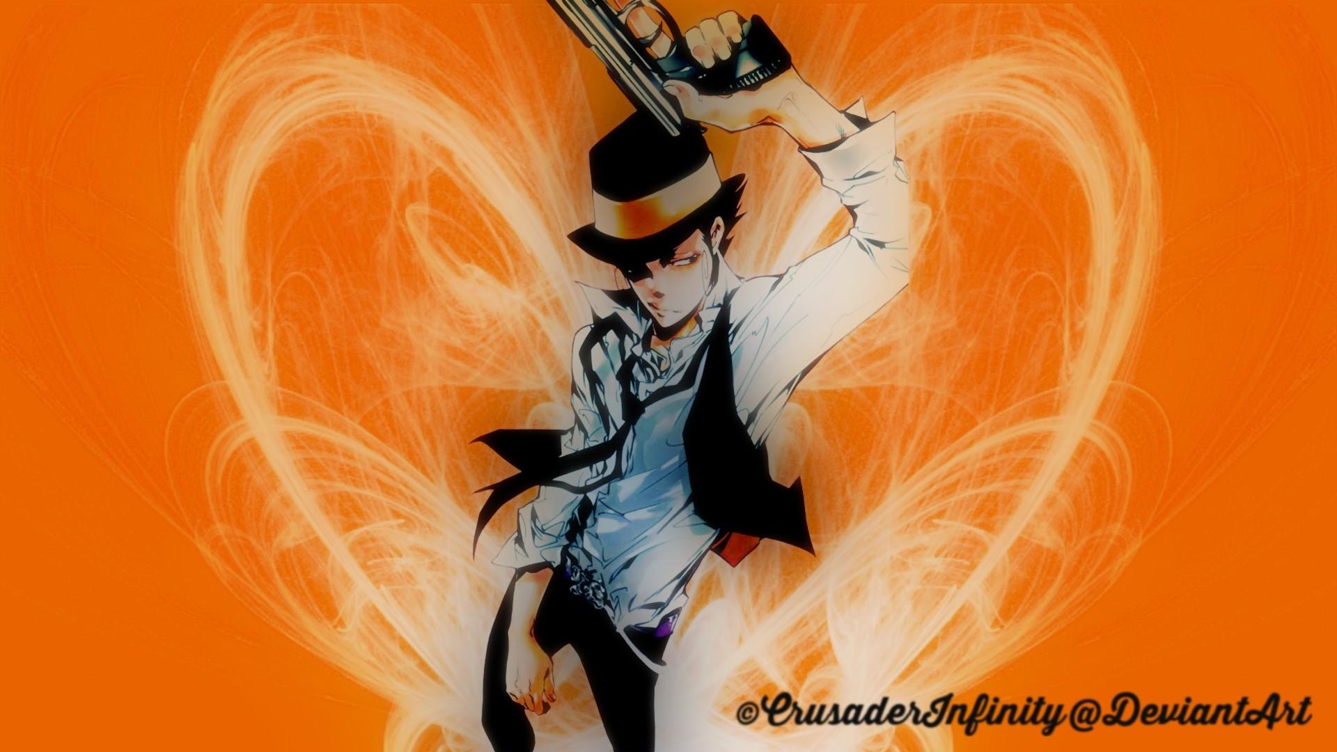 Tags: Anime, Katekyo Hitman REBORN!, Reborn, Wallpaper, HD Wallpaper