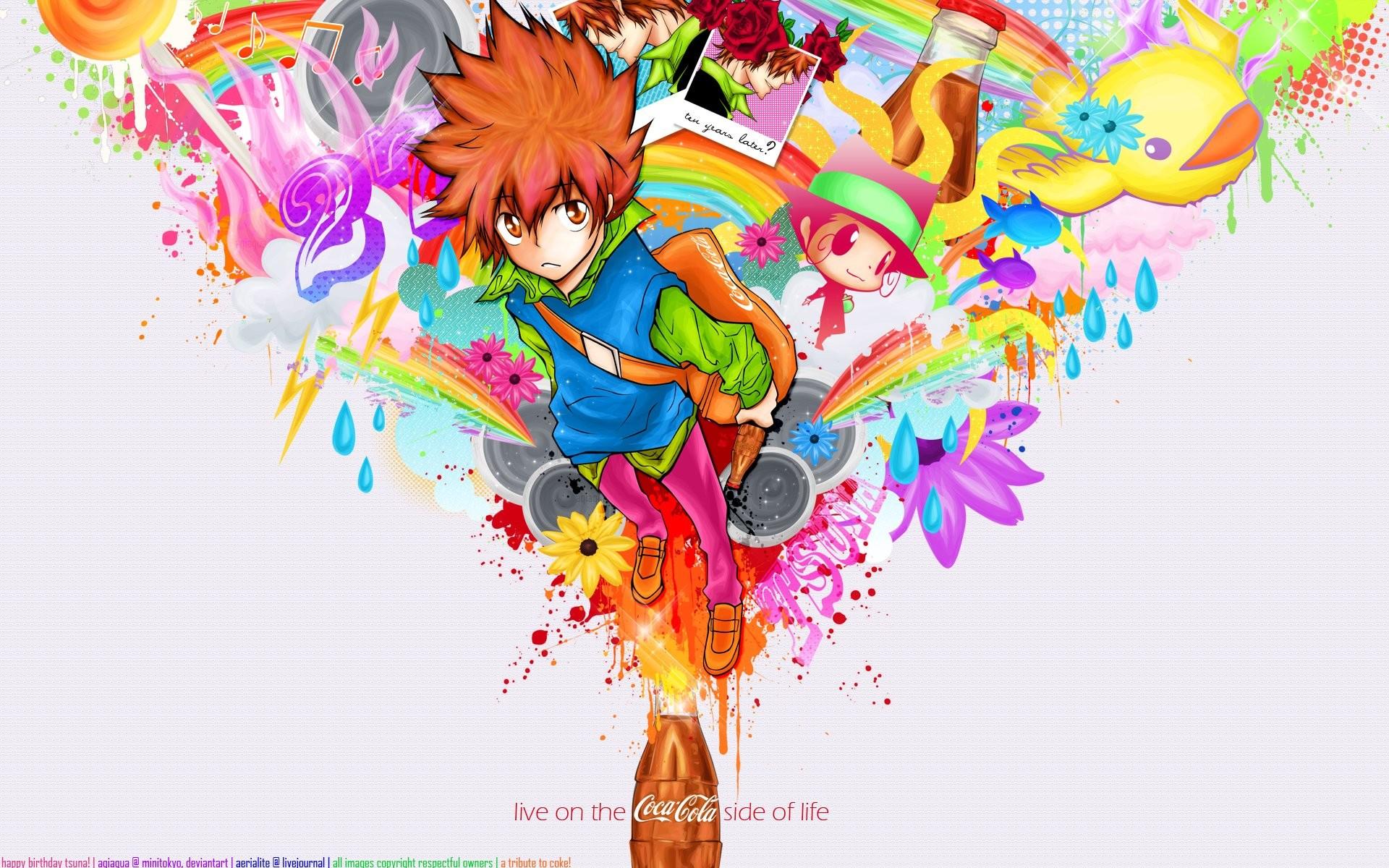 HD Wallpaper   Background ID:152583. Anime Katekyō Hitman Reborn!