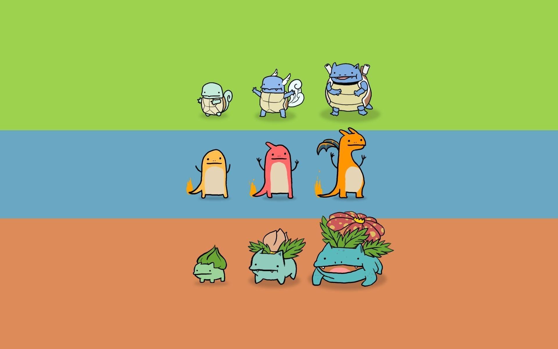 Pokemon Computer Wallpapers, Desktop Backgrounds Id: 65556