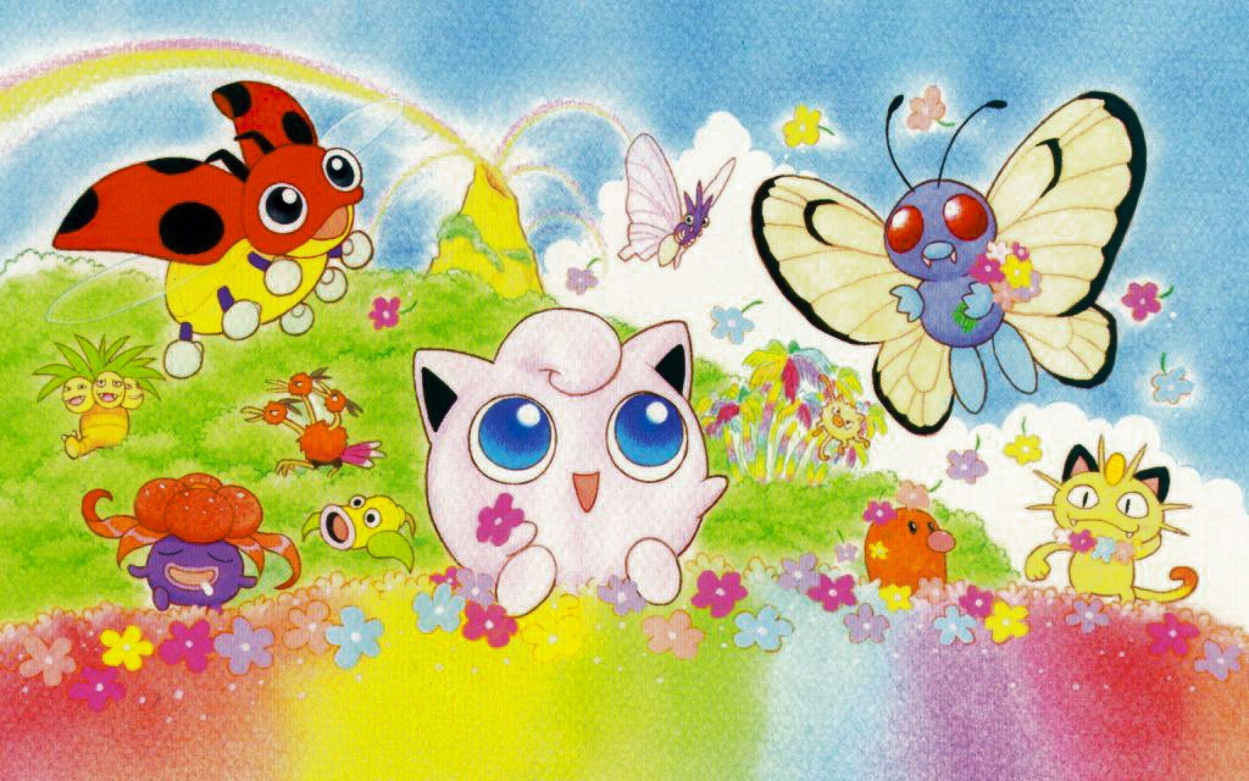 Cute Pokemon Wallpaper Background