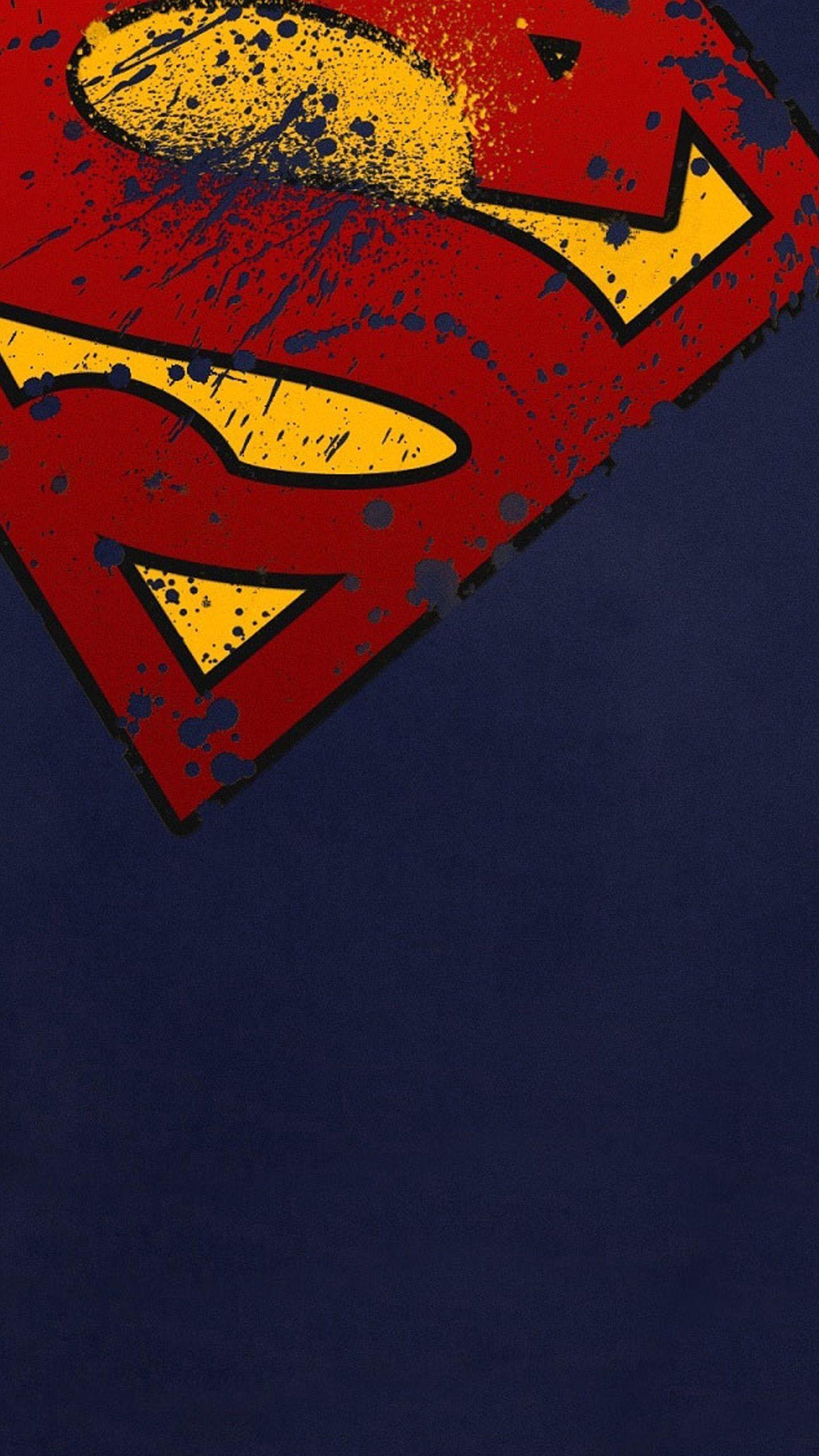 Download Superman Logo Images Mobile Phone Wallpapers Full HD .