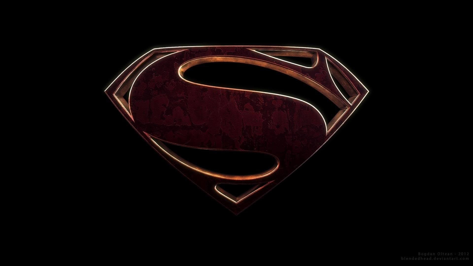 Man Of Steel Shield