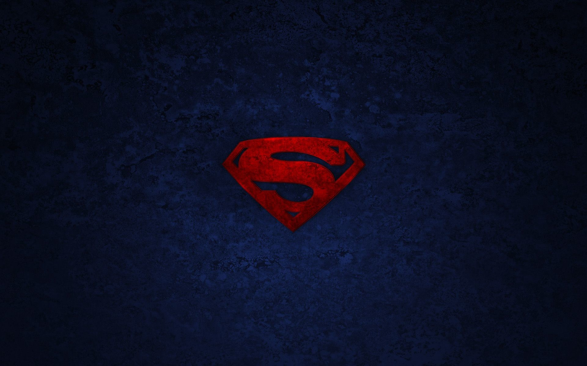 Superman red logo desktop wallpaper 660
