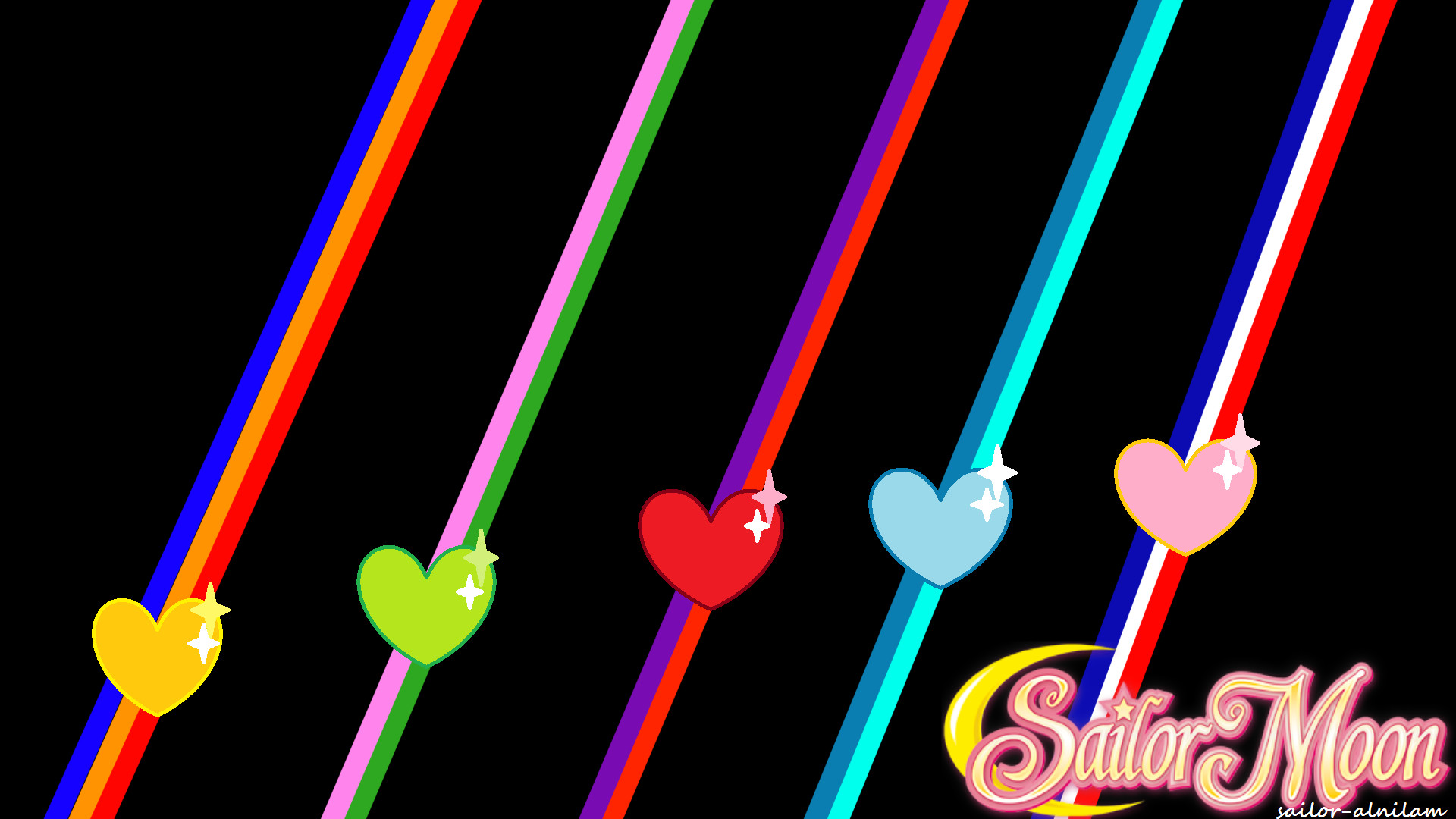 … Sailor Moon wallpaper by sailor-alnilam
