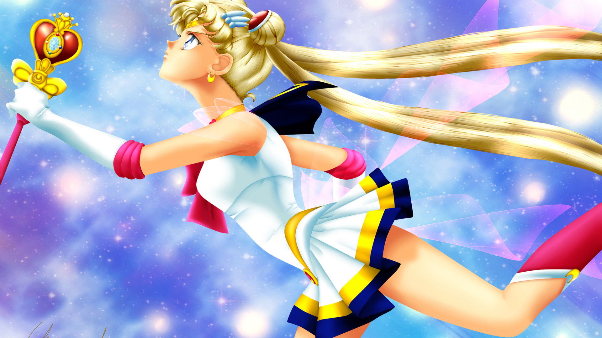Tags: Sailor Moon …