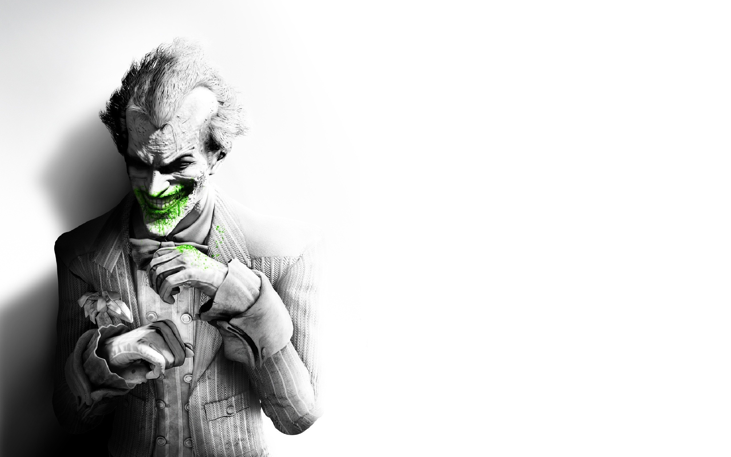 Looking for Harley Quinn wallpaper similar in style to this Joker one.