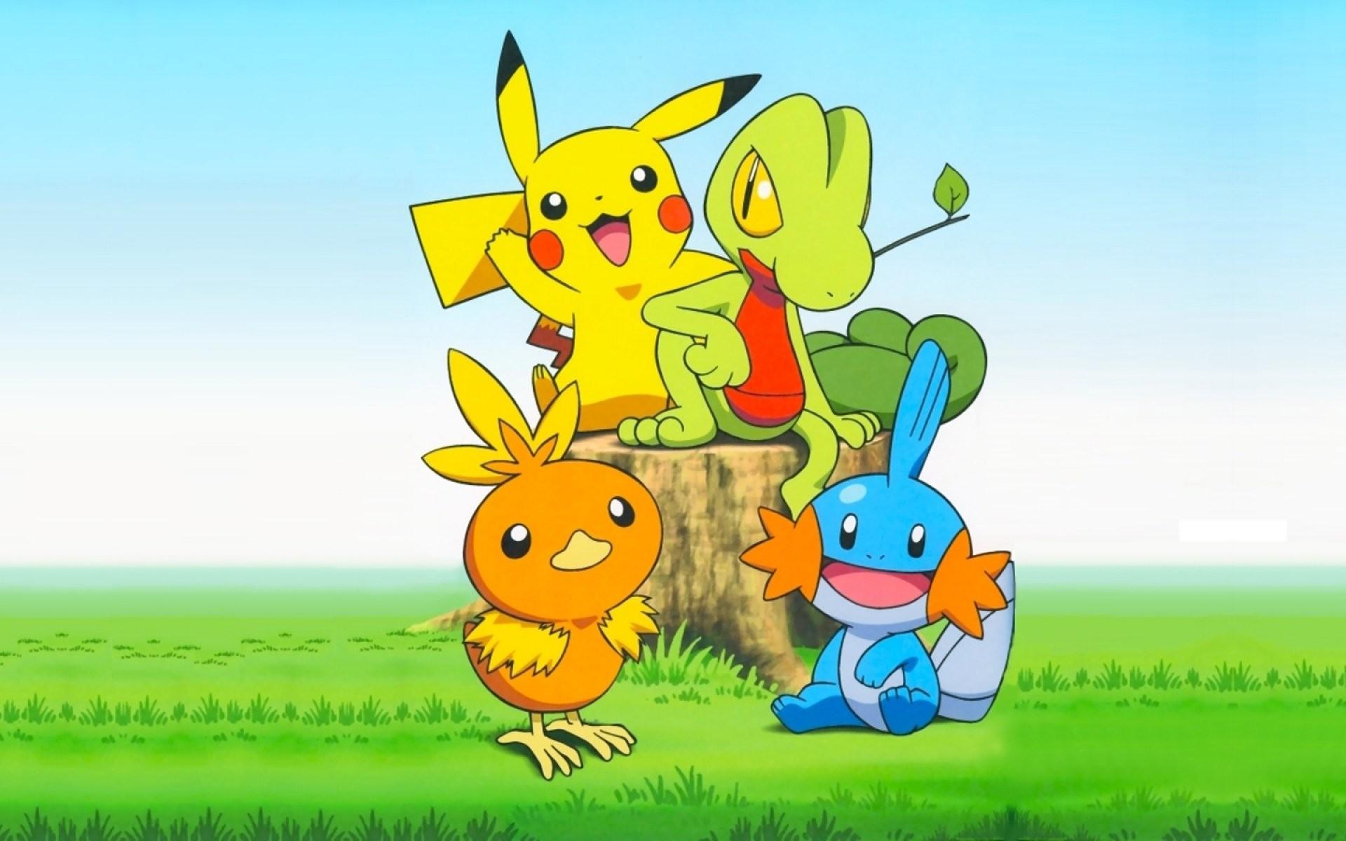 HD Wallpaper   Background ID:10694. Video Game Pokémon