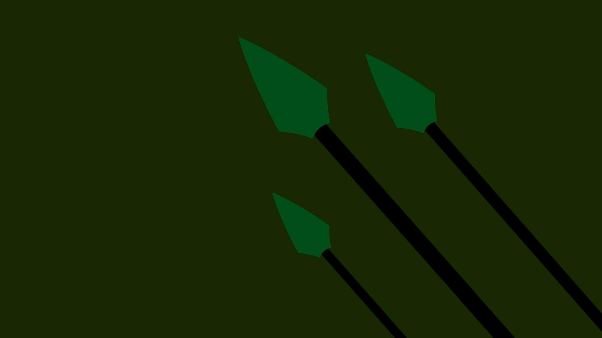 Green Arrow Wallpaper 1920×1080