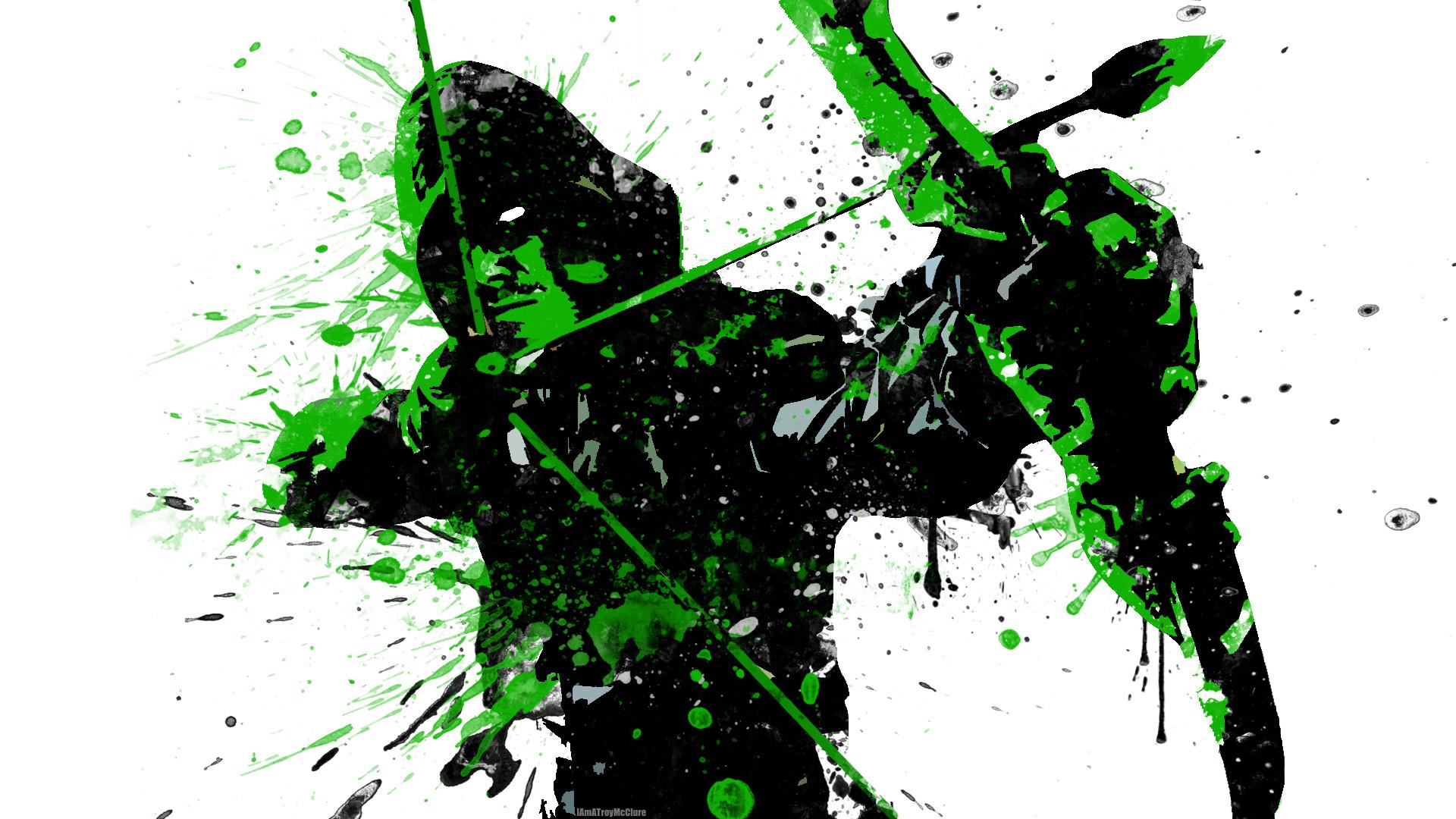 Comics – Arrow Arrow (Comics) Green Arrow Wallpaper