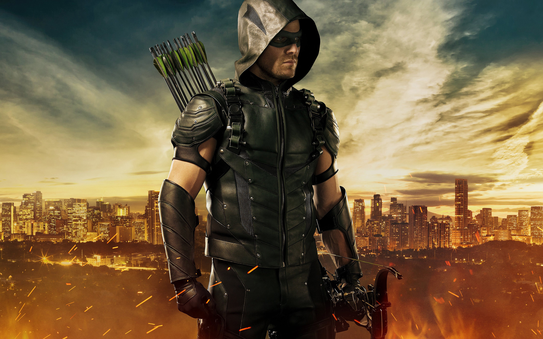 Green Arrow Season 4