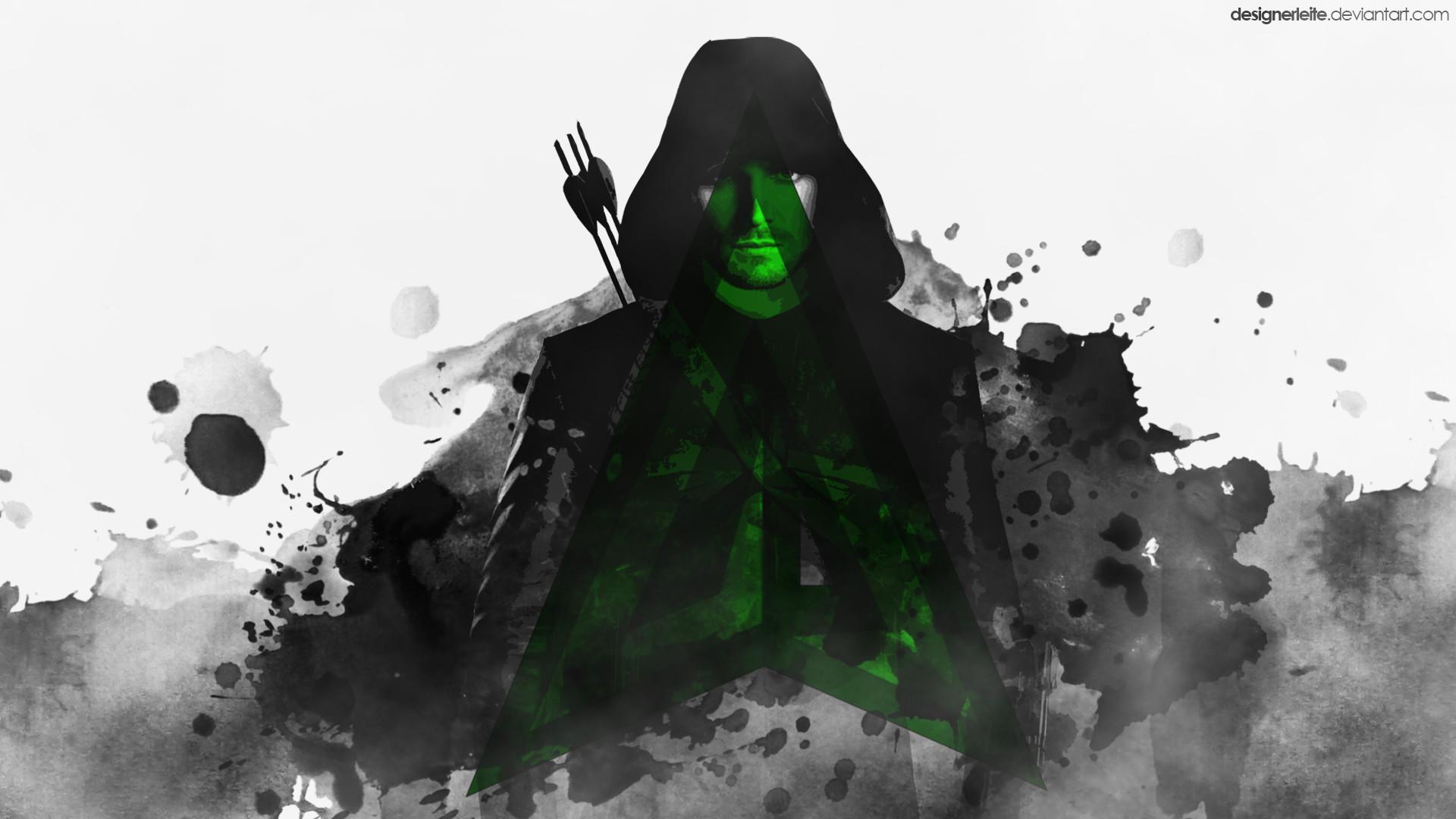 … Green Arrow Wallpaper – Dogukan Senturk by designerleite