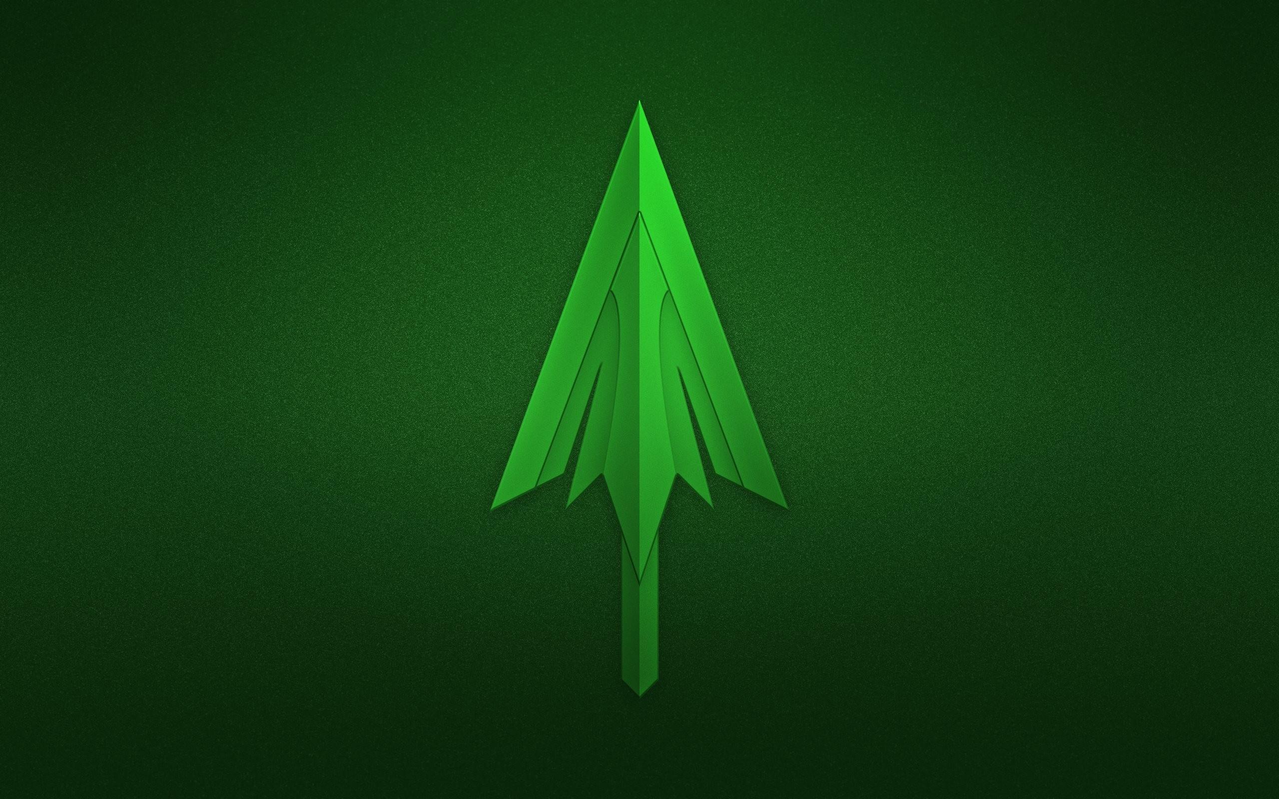 HD Wallpaper: Green Arrow
