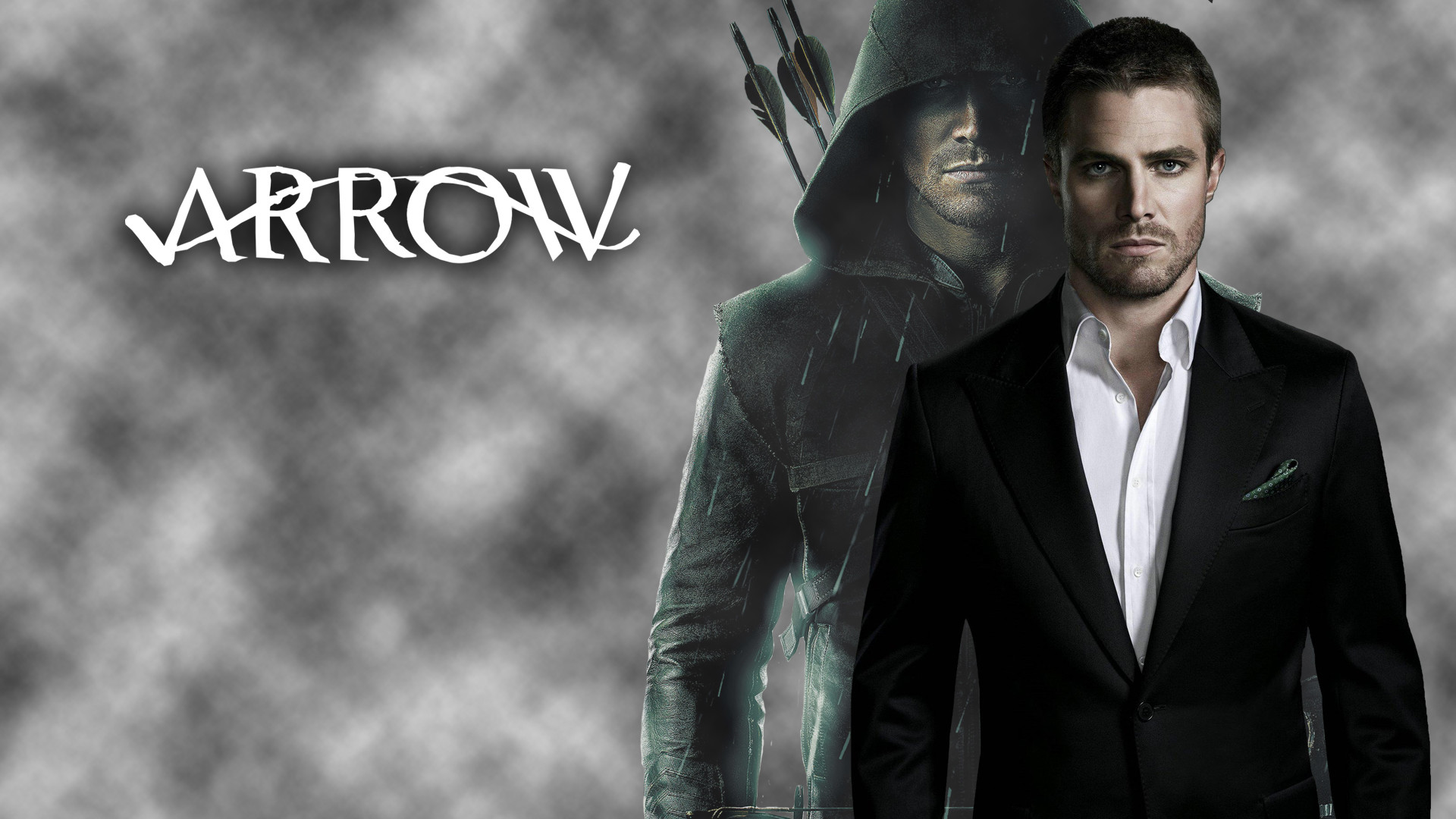 DeviantArt: More Like Oliver Queen/Arrow Wallpaper by .