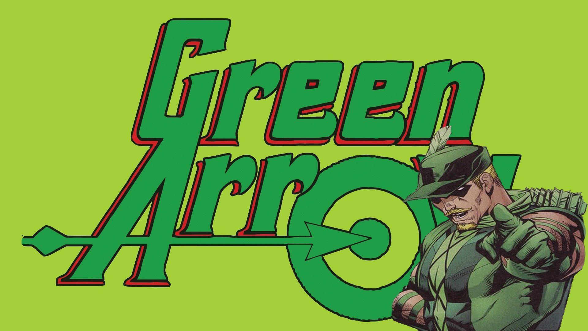 Comics – Green Arrow Wallpaper