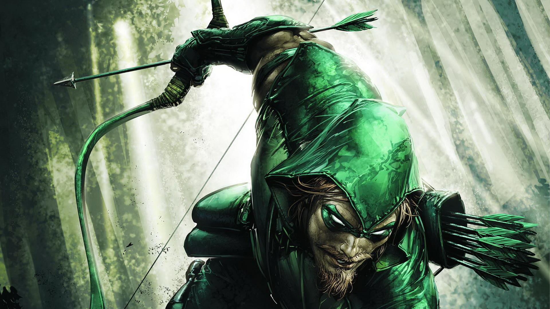 Animation & Drawn Wallpapers (Official & Custom) 075 Battle Angel Alita, Green  Arrow, Guardians of the Galaxy & Kill La Kill