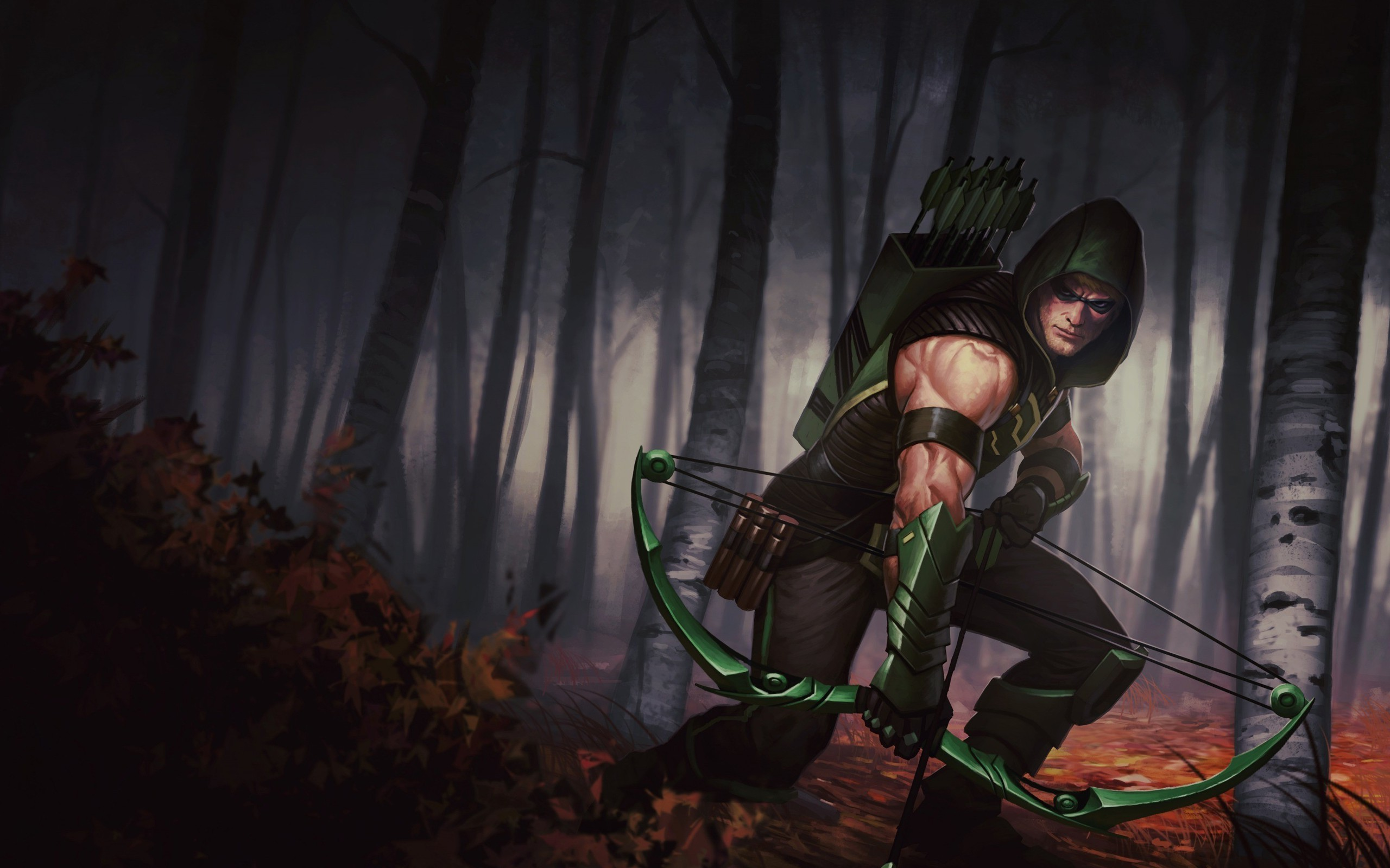 Green Arrow, Illustration, Comics, DC Comics, Oliver Queen Wallpapers HD /  Desktop and Mobile Backgrounds