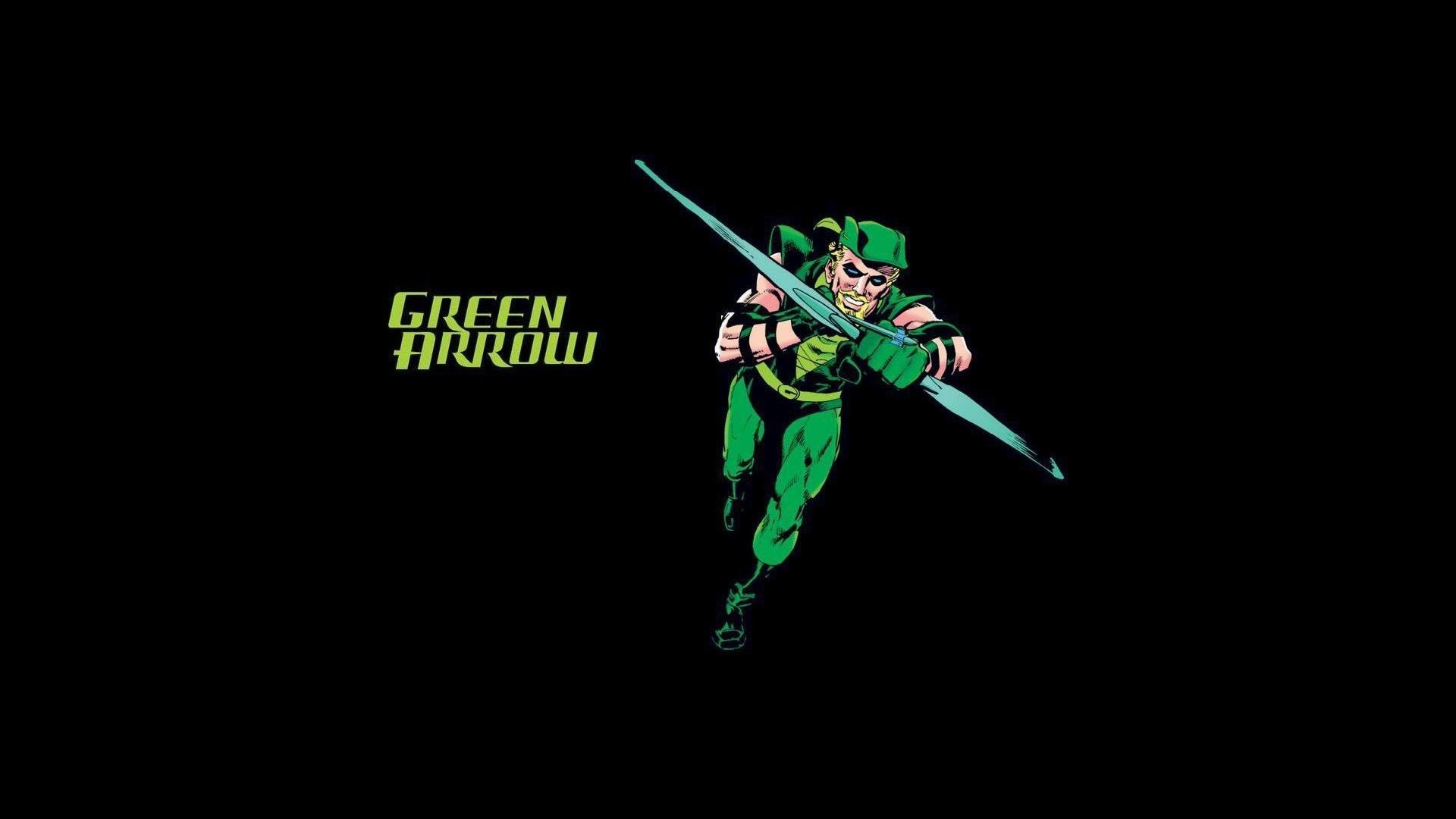 Green Arrow HD Wallpaper