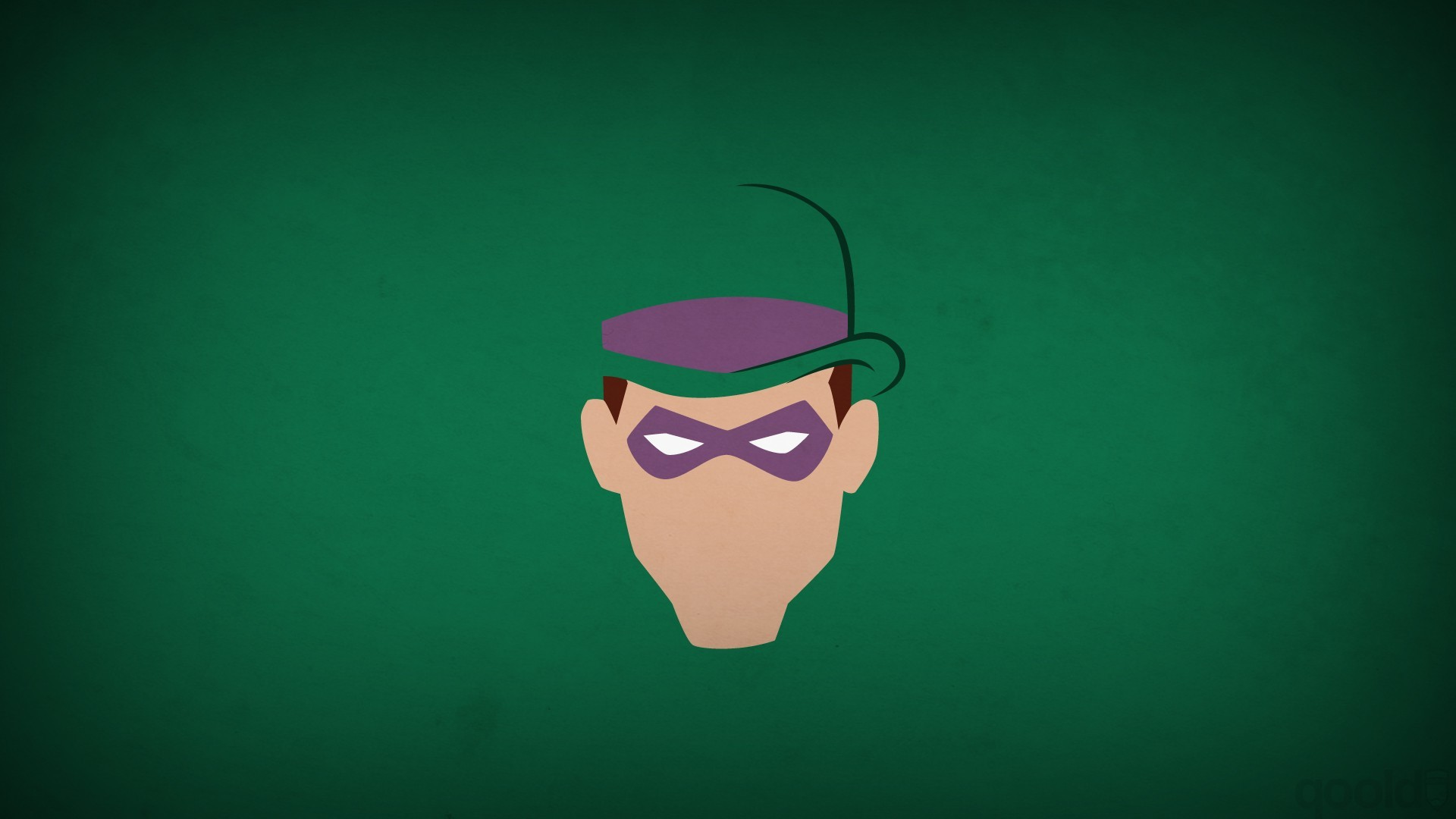 DC Comics, Heroes, The Riddler, Blo0p, Green Background Wallpapers HD /  Desktop and Mobile Backgrounds